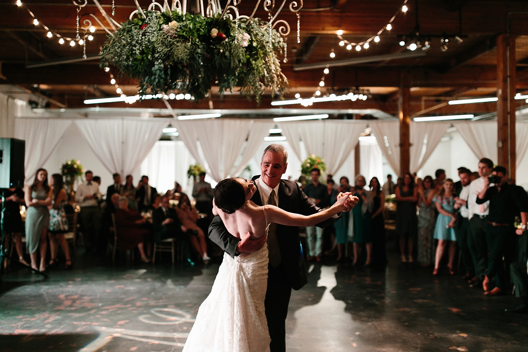 Emily + Caleb _ an elegant, intentional, industrial style wedding with navy + gold accents at 6500 in Dallas, TX by North Texas Wedding Photographer Rachel Meagan Photography _ 150
