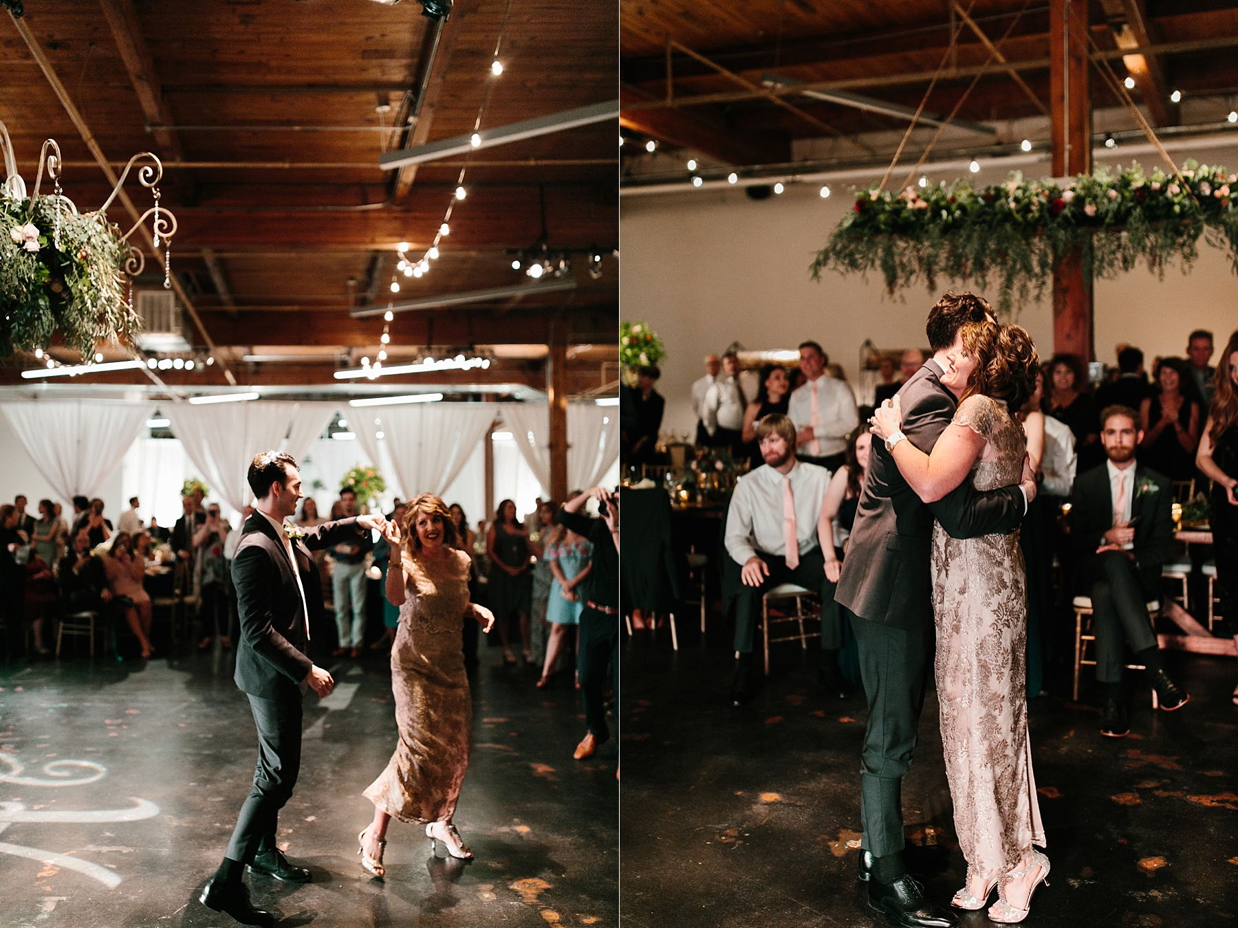 Emily + Caleb _ an elegant, intentional, industrial style wedding with navy + gold accents at 6500 in Dallas, TX by North Texas Wedding Photographer Rachel Meagan Photography _ 153