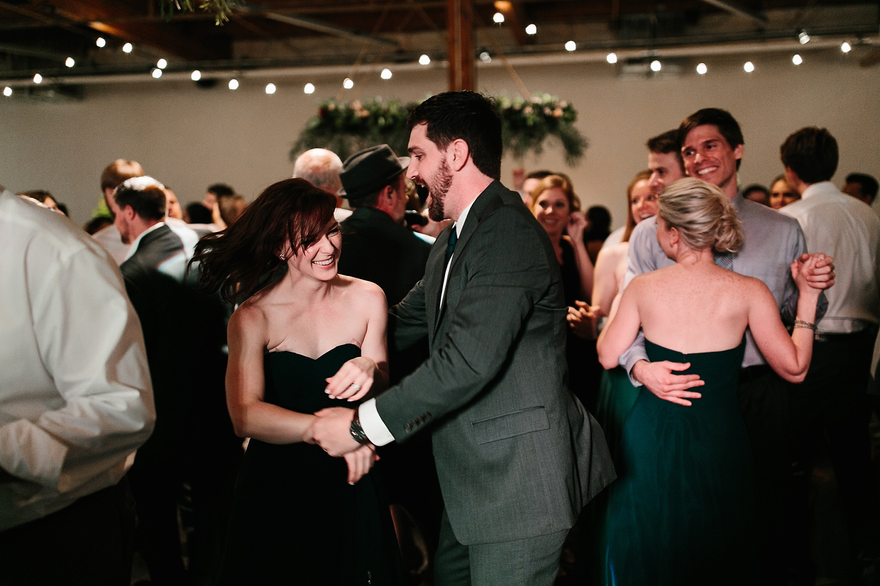 Emily + Caleb _ an elegant, intentional, industrial style wedding with navy + gold accents at 6500 in Dallas, TX by North Texas Wedding Photographer Rachel Meagan Photography _ 155