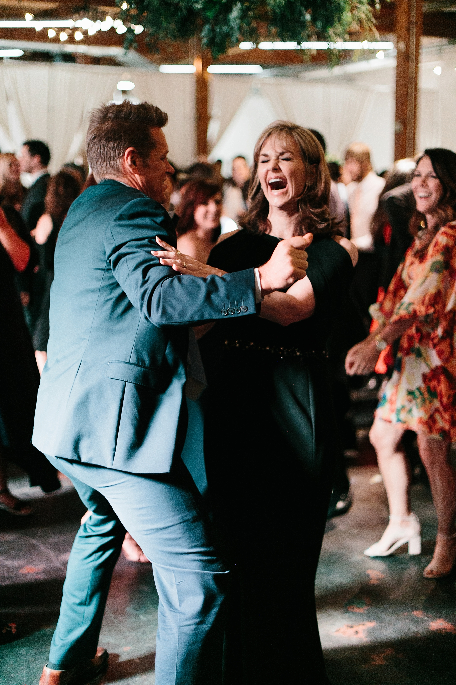 Emily + Caleb _ an elegant, intentional, industrial style wedding with navy + gold accents at 6500 in Dallas, TX by North Texas Wedding Photographer Rachel Meagan Photography _ 156