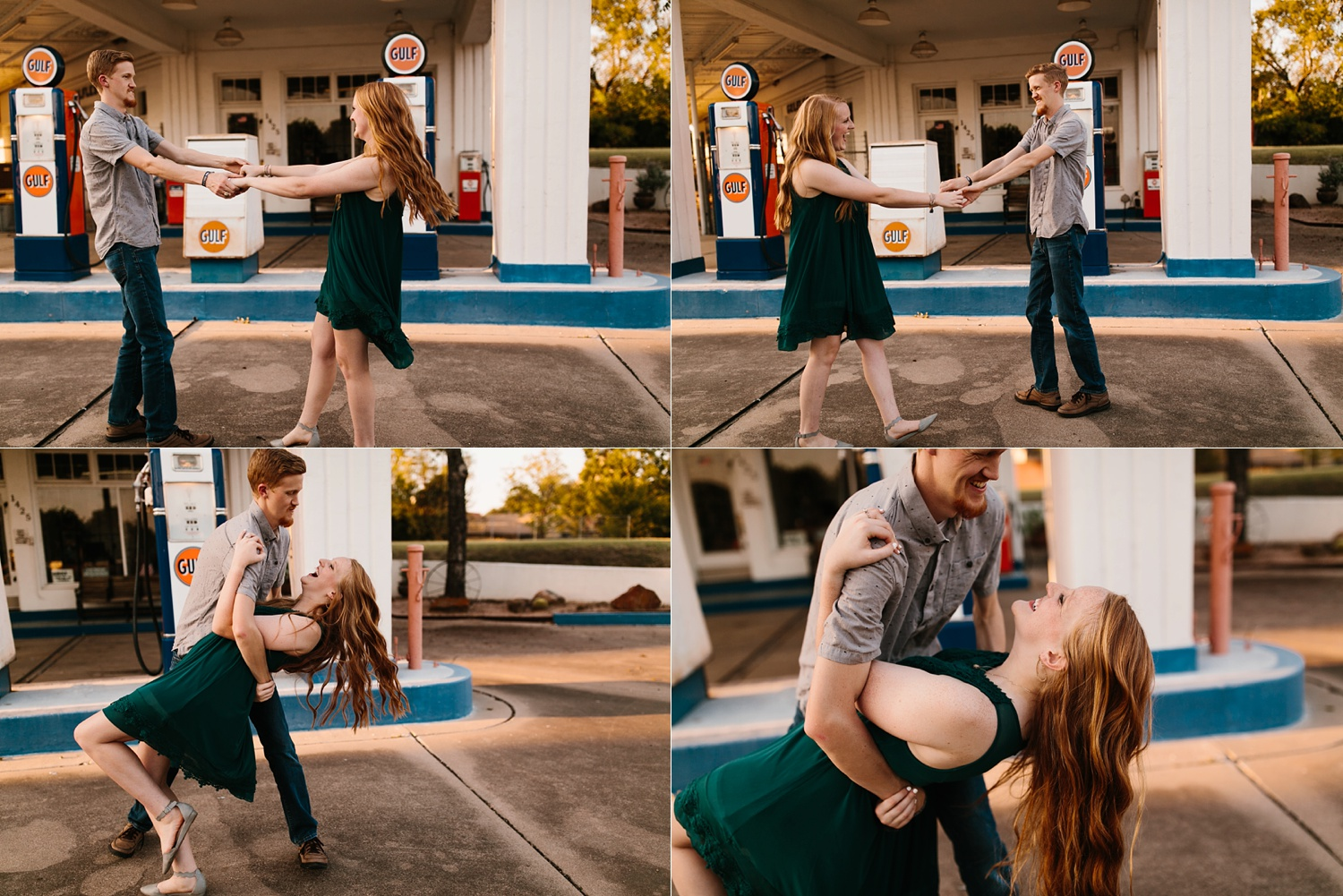 Kayla + Alex _ a joyful and loving engagement shoot in Waco, Texas by North Texas Wedding Photographer Rachel Meagan Photography _42