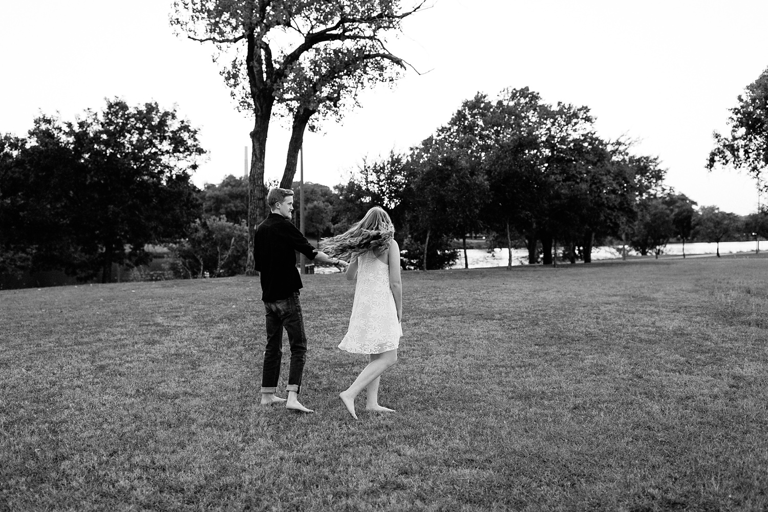 Kayla + Alex _ a joyful and loving engagement shoot in Waco, Texas by North Texas Wedding Photographer Rachel Meagan Photography _48