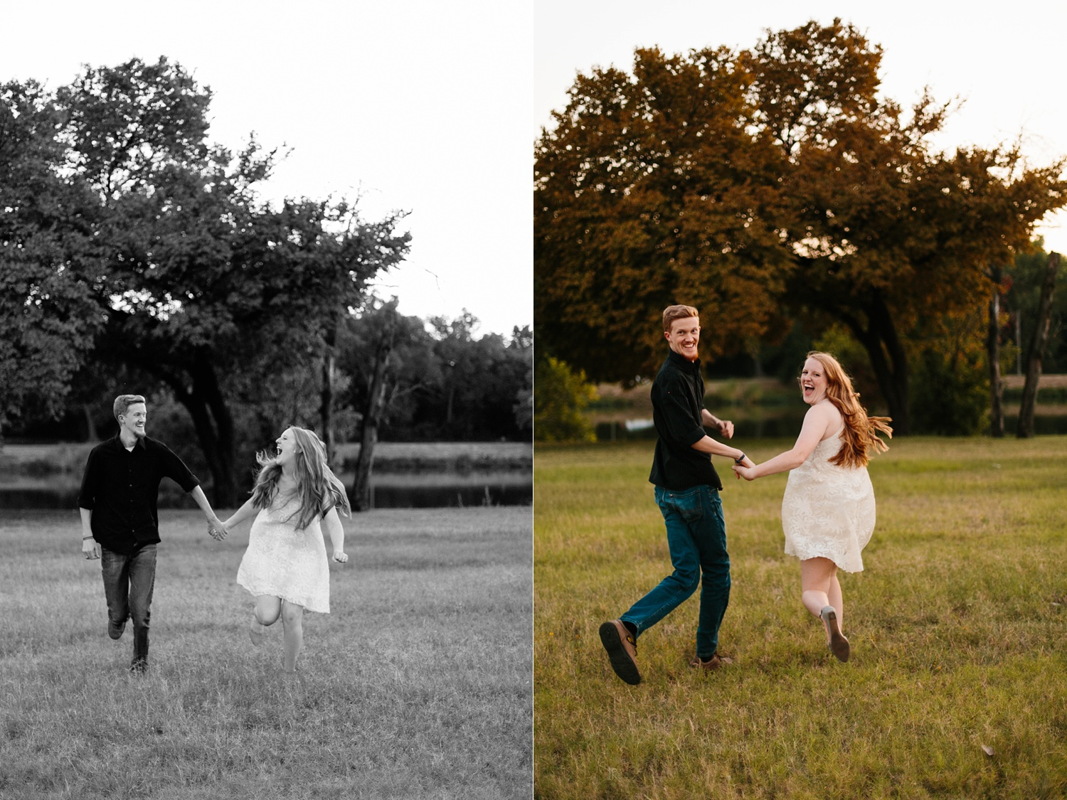 Kayla + Alex _ a joyful and loving engagement shoot in Waco, Texas by North Texas Wedding Photographer Rachel Meagan Photography _65