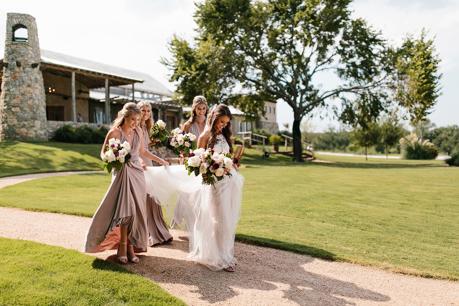 a passionate, emotion filled summer wedding with with navy and burgandy accents at The Brooks at Weatherford by North Texas Wedding Photographer, Rachel Meagan Photography _010