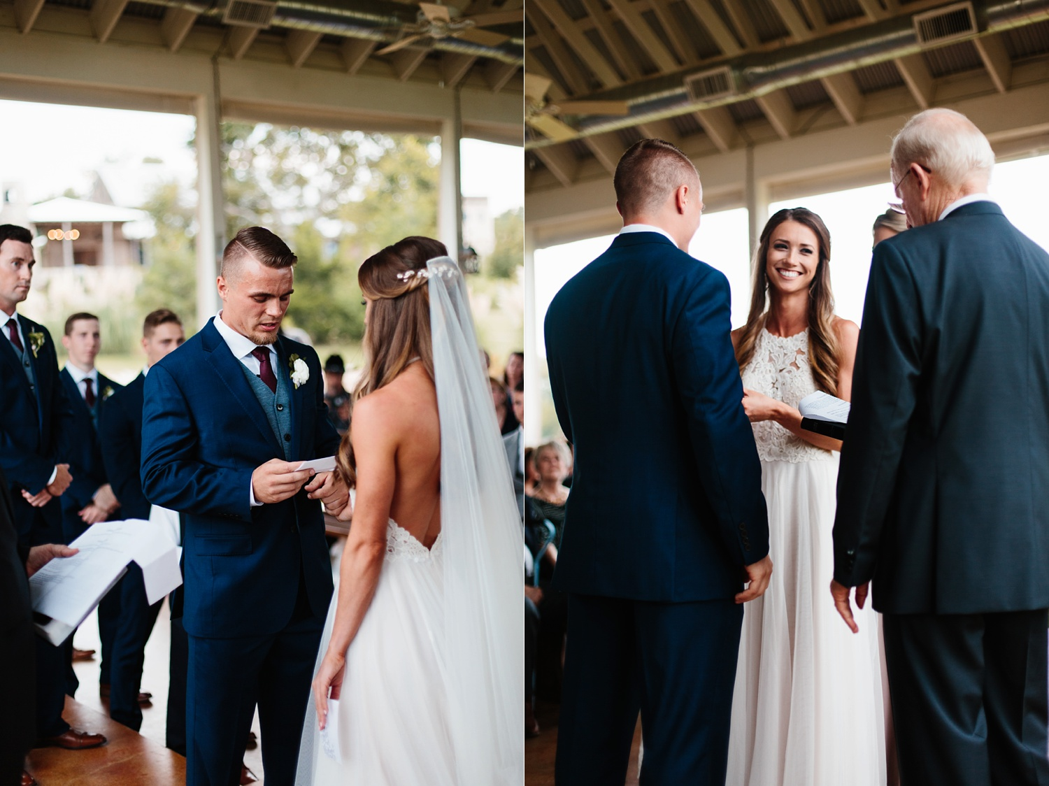 a passionate, emotion filled summer wedding with with navy and burgandy accents at The Brooks at Weatherford by North Texas Wedding Photographer, Rachel Meagan Photography _051