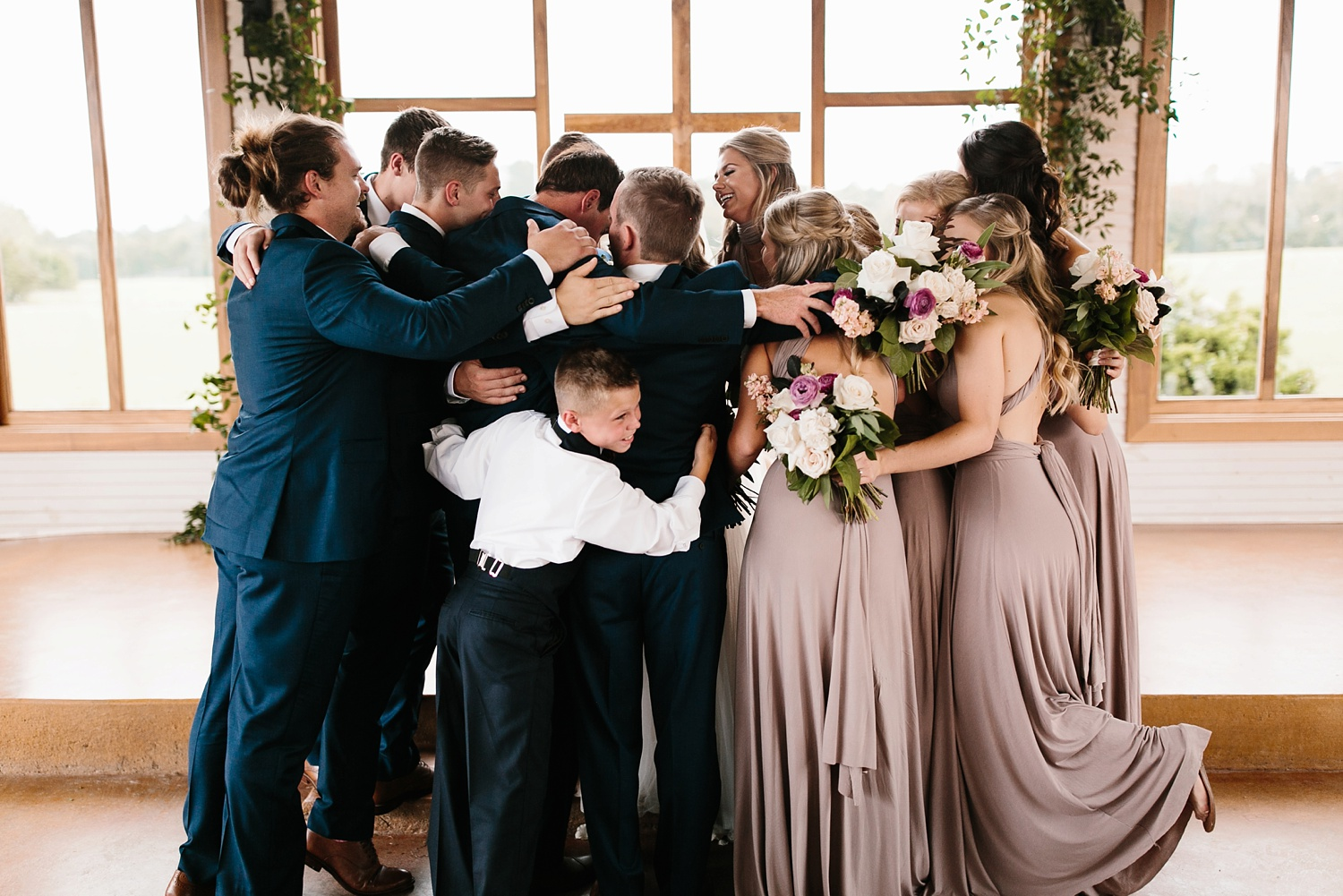 a passionate, emotion filled summer wedding with with navy and burgandy accents at The Brooks at Weatherford by North Texas Wedding Photographer, Rachel Meagan Photography _065