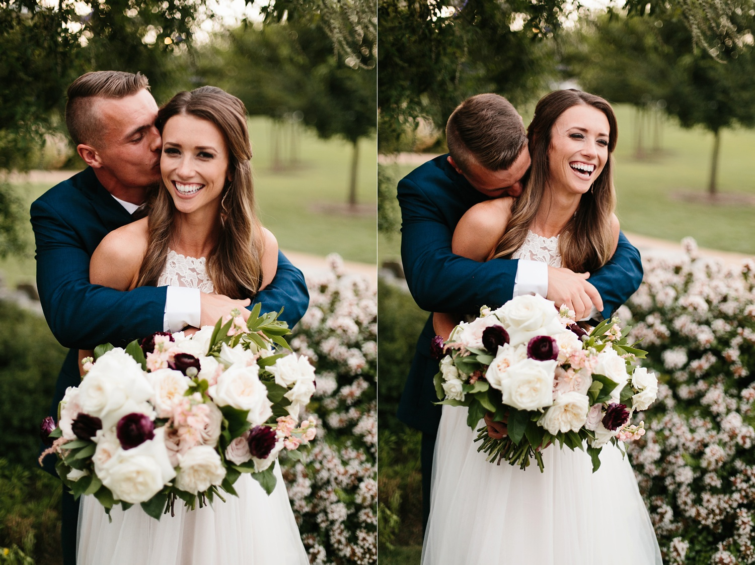 a passionate, emotion filled summer wedding with with navy and burgandy accents at The Brooks at Weatherford by North Texas Wedding Photographer, Rachel Meagan Photography _073