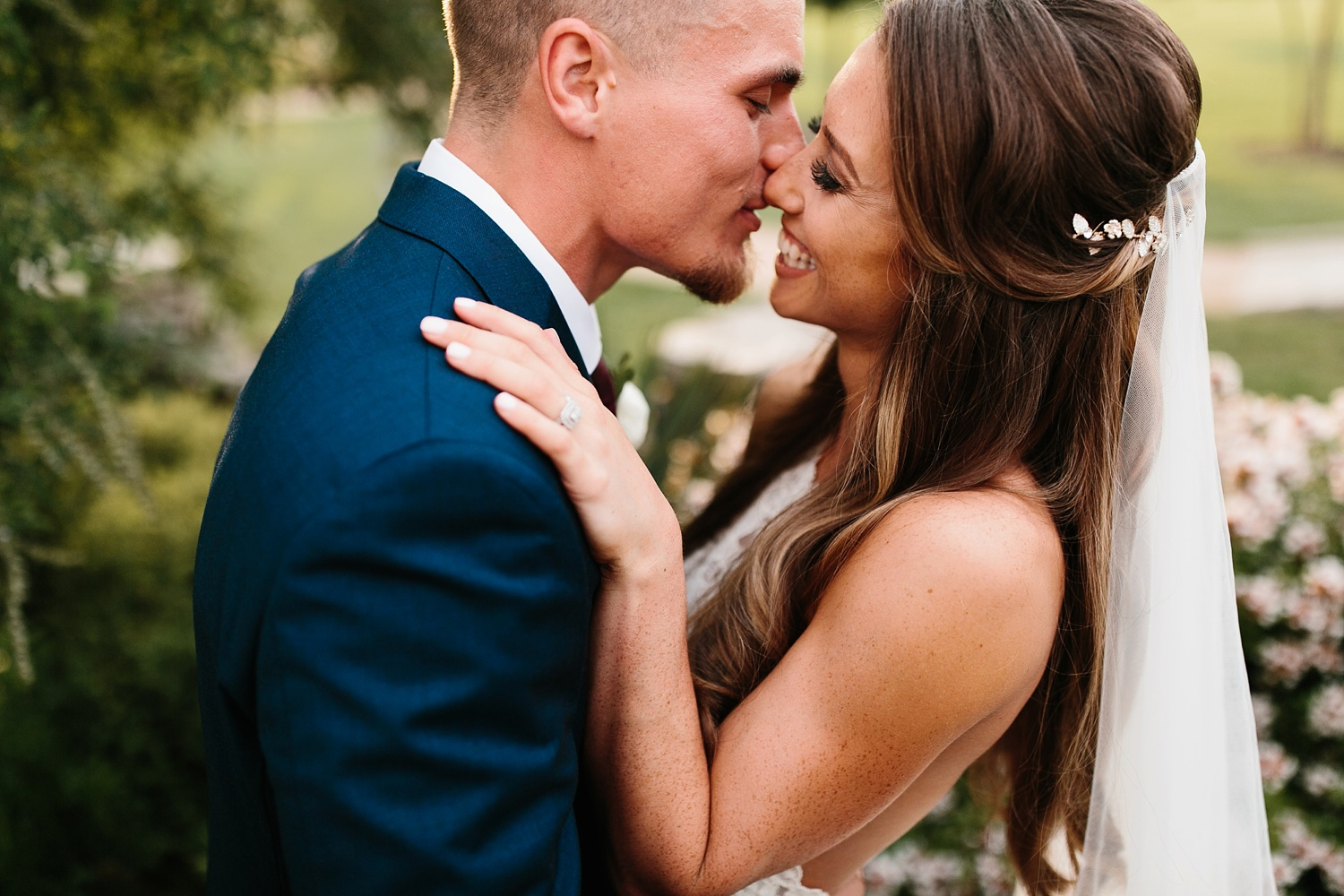 a passionate, emotion filled summer wedding with with navy and burgandy accents at The Brooks at Weatherford by North Texas Wedding Photographer, Rachel Meagan Photography _082