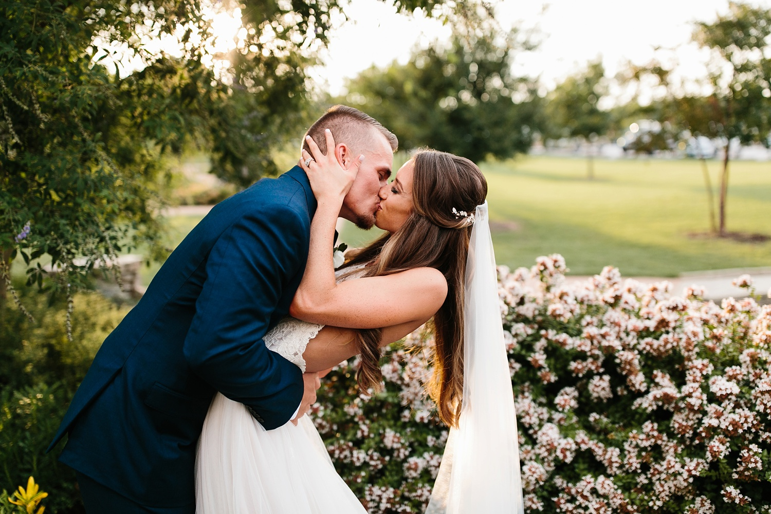 a passionate, emotion filled summer wedding with with navy and burgandy accents at The Brooks at Weatherford by North Texas Wedding Photographer, Rachel Meagan Photography _085