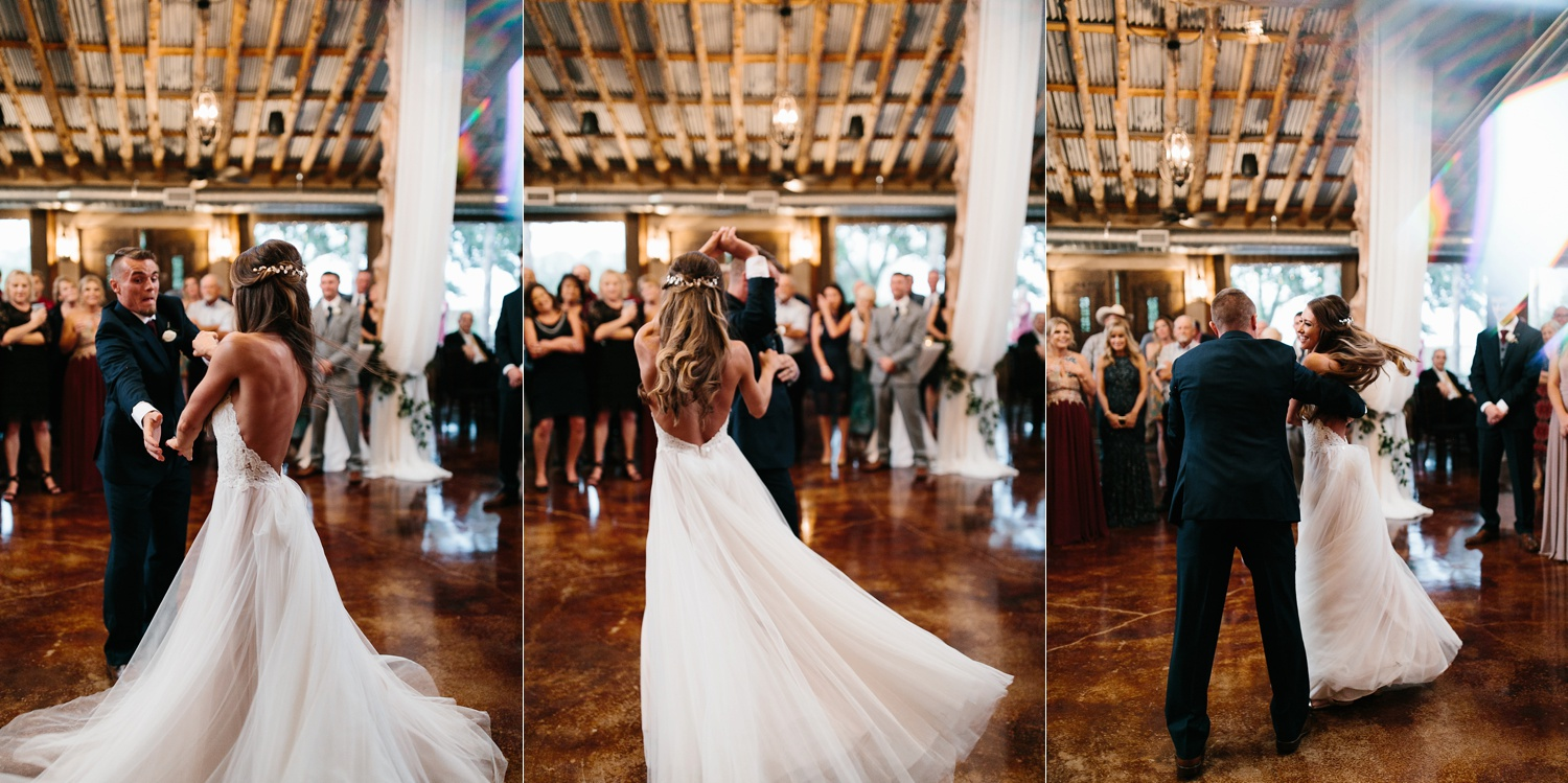 a passionate, emotion filled summer wedding with with navy and burgandy accents at The Brooks at Weatherford by North Texas Wedding Photographer, Rachel Meagan Photography _124