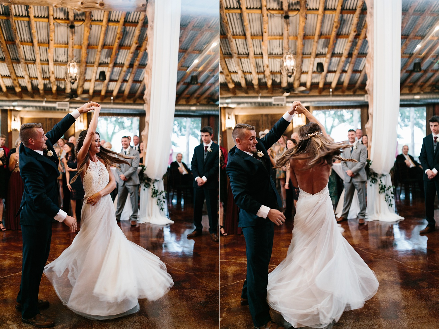a passionate, emotion filled summer wedding with with navy and burgandy accents at The Brooks at Weatherford by North Texas Wedding Photographer, Rachel Meagan Photography _126