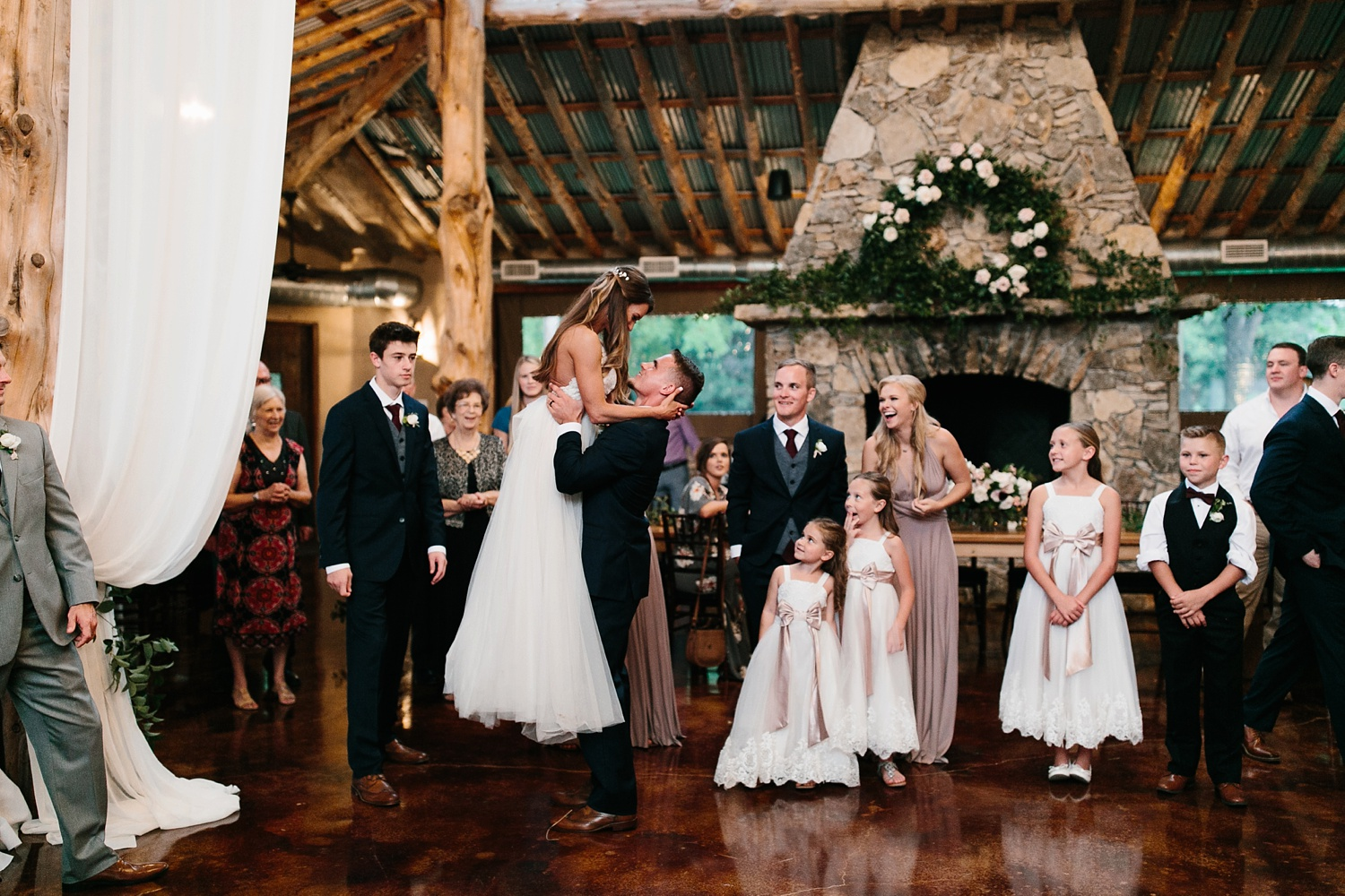 a passionate, emotion filled summer wedding with with navy and burgandy accents at The Brooks at Weatherford by North Texas Wedding Photographer, Rachel Meagan Photography _130