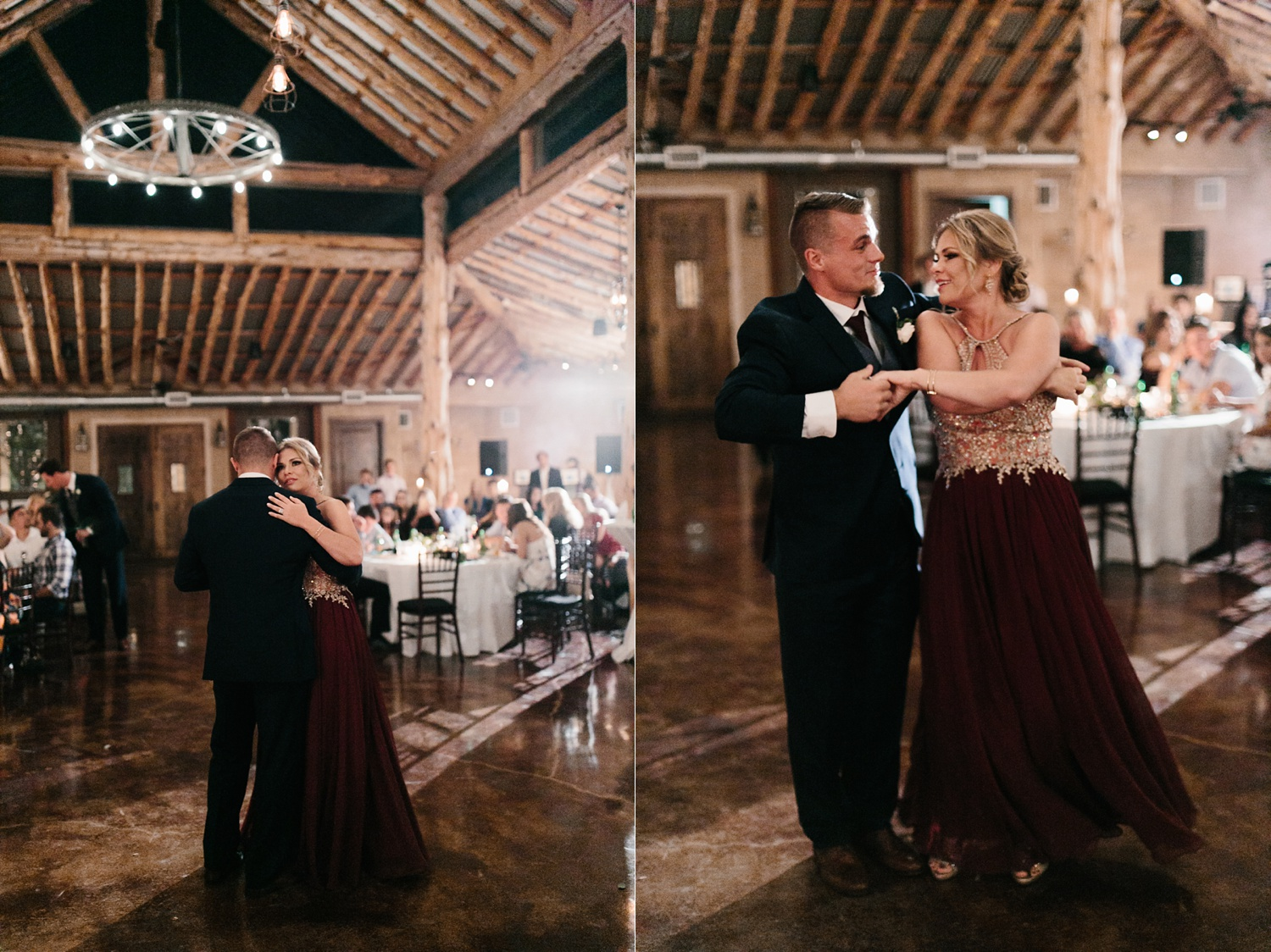 a passionate, emotion filled summer wedding with with navy and burgandy accents at The Brooks at Weatherford by North Texas Wedding Photographer, Rachel Meagan Photography _141