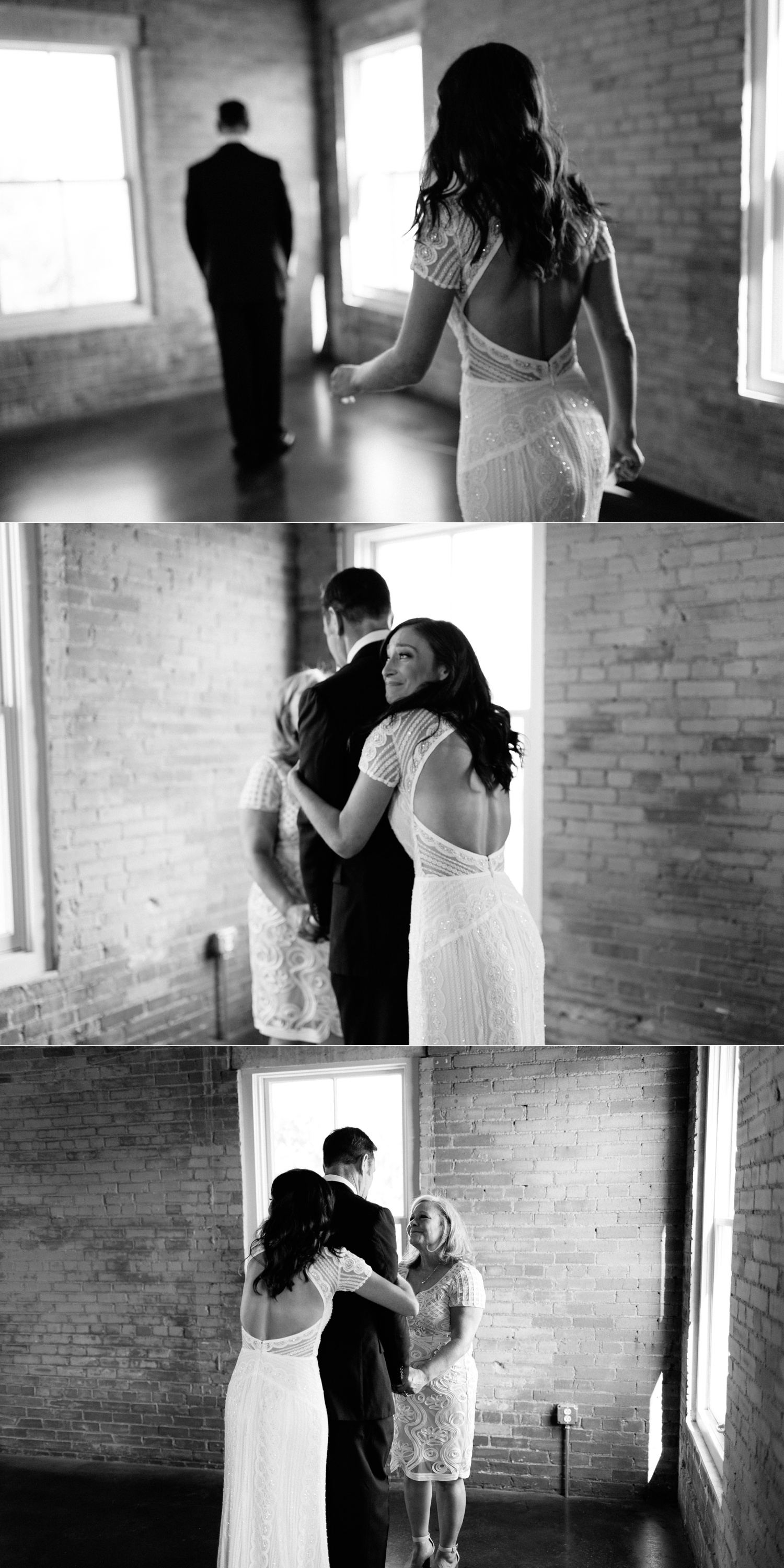 Kadee + Tyler | a raw, emotional wedding at the Filter Building on White Rock Lake in Dallas, TX by North Texas Wedding Photographer, Rachel Meagan Photography 026