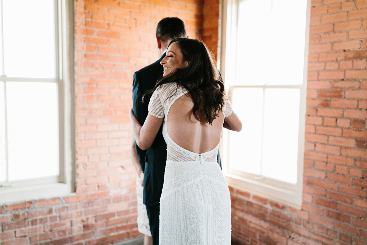 Kadee + Tyler | a raw, emotional wedding at the Filter Building on White Rock Lake in Dallas, TX by North Texas Wedding Photographer, Rachel Meagan Photography 027