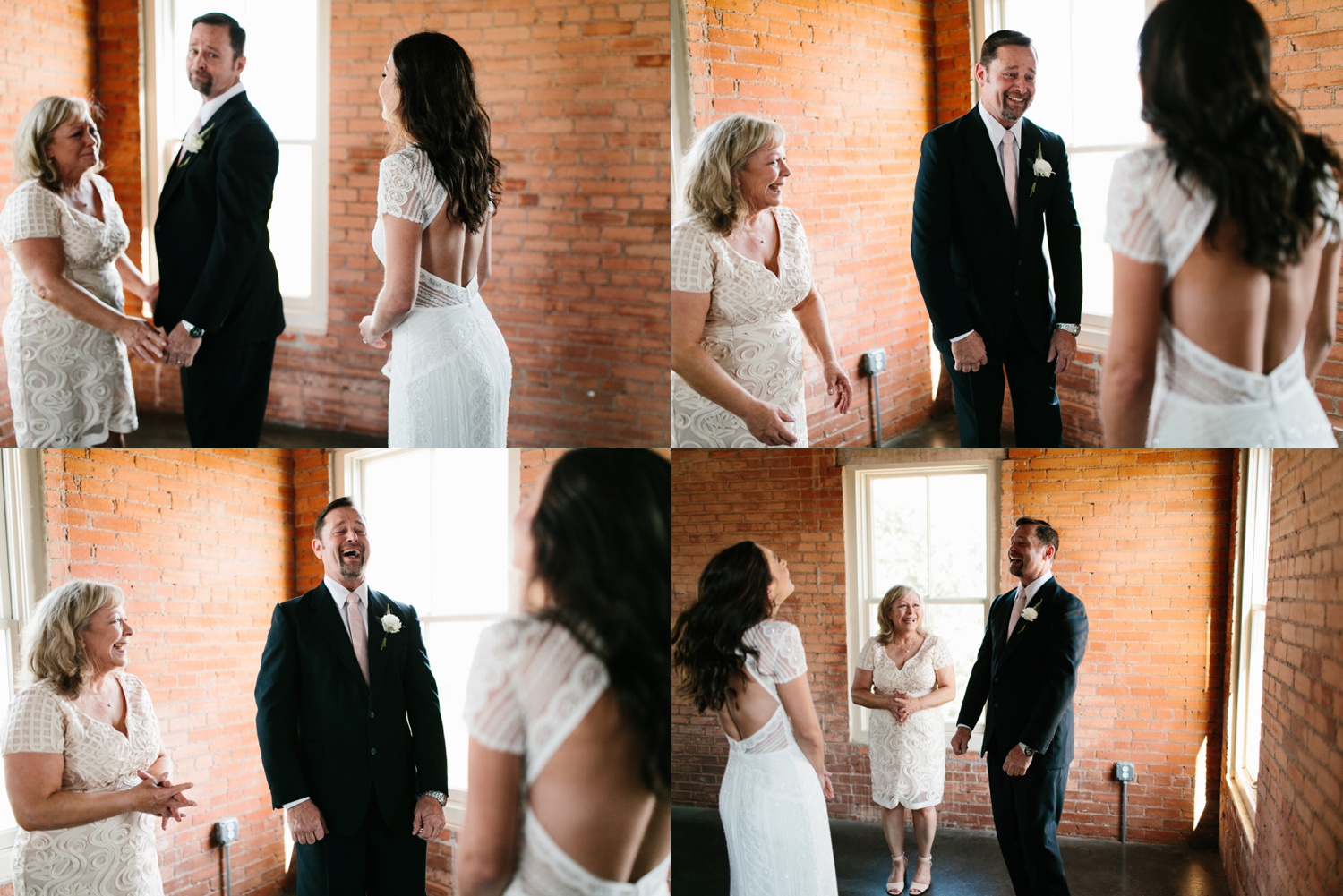 Kadee + Tyler | a raw, emotional wedding at the Filter Building on White Rock Lake in Dallas, TX by North Texas Wedding Photographer, Rachel Meagan Photography 028