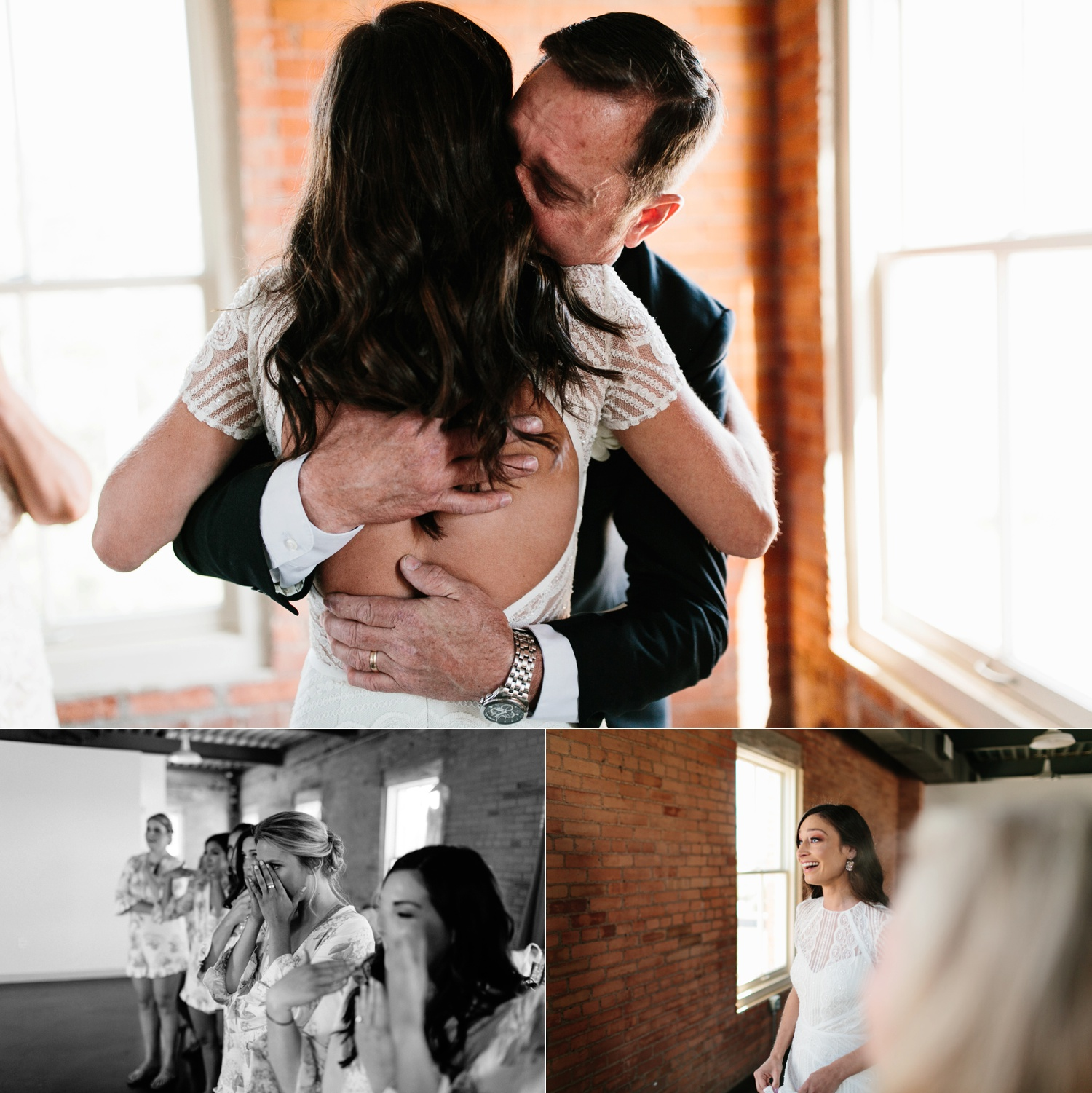 Kadee + Tyler | a raw, emotional wedding at the Filter Building on White Rock Lake in Dallas, TX by North Texas Wedding Photographer, Rachel Meagan Photography 031