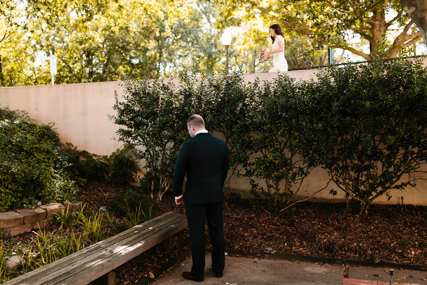 Kadee + Tyler | a raw, emotional wedding at the Filter Building on White Rock Lake in Dallas, TX by North Texas Wedding Photographer, Rachel Meagan Photography 036