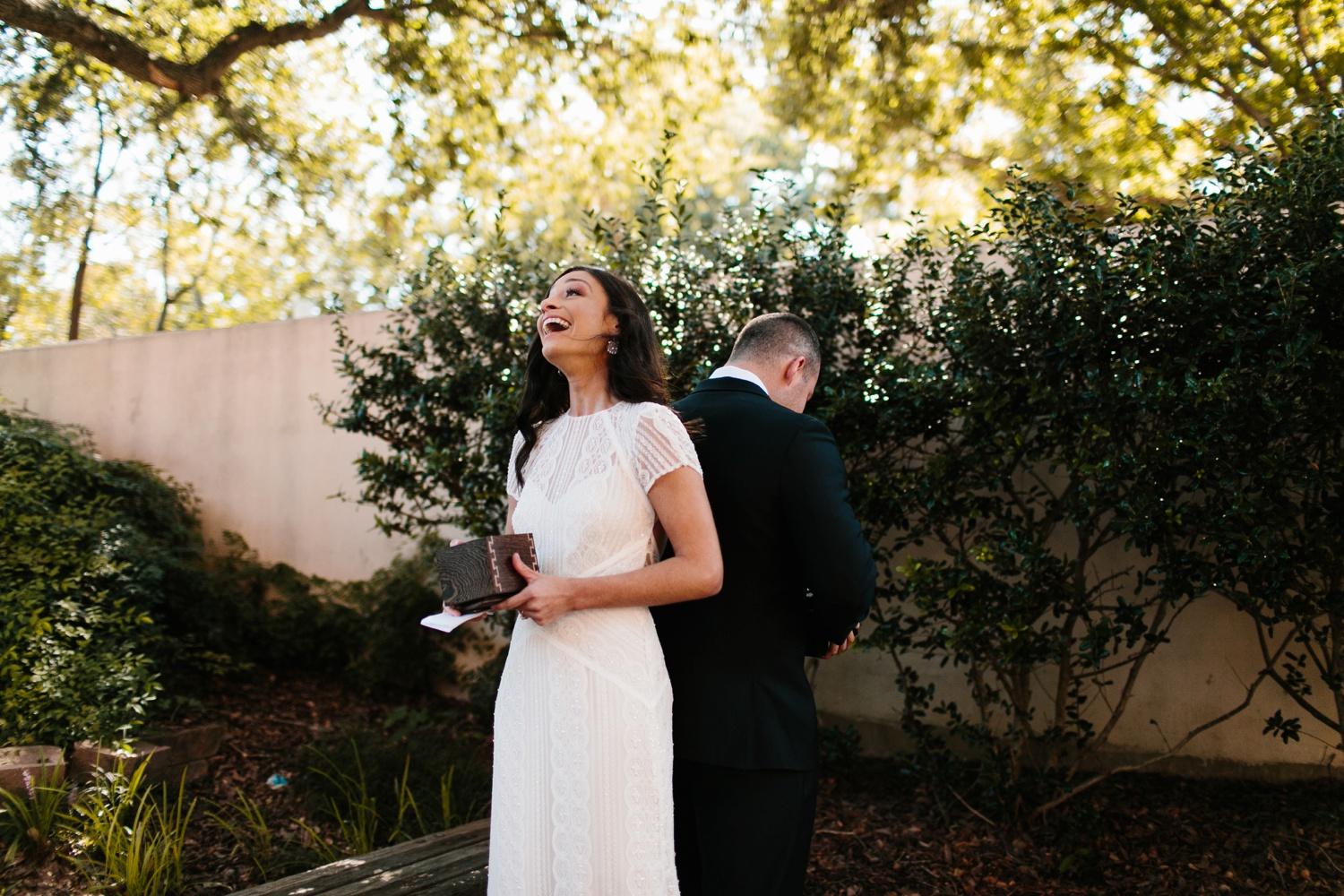 Kadee + Tyler | a raw, emotional wedding at the Filter Building on White Rock Lake in Dallas, TX by North Texas Wedding Photographer, Rachel Meagan Photography 039