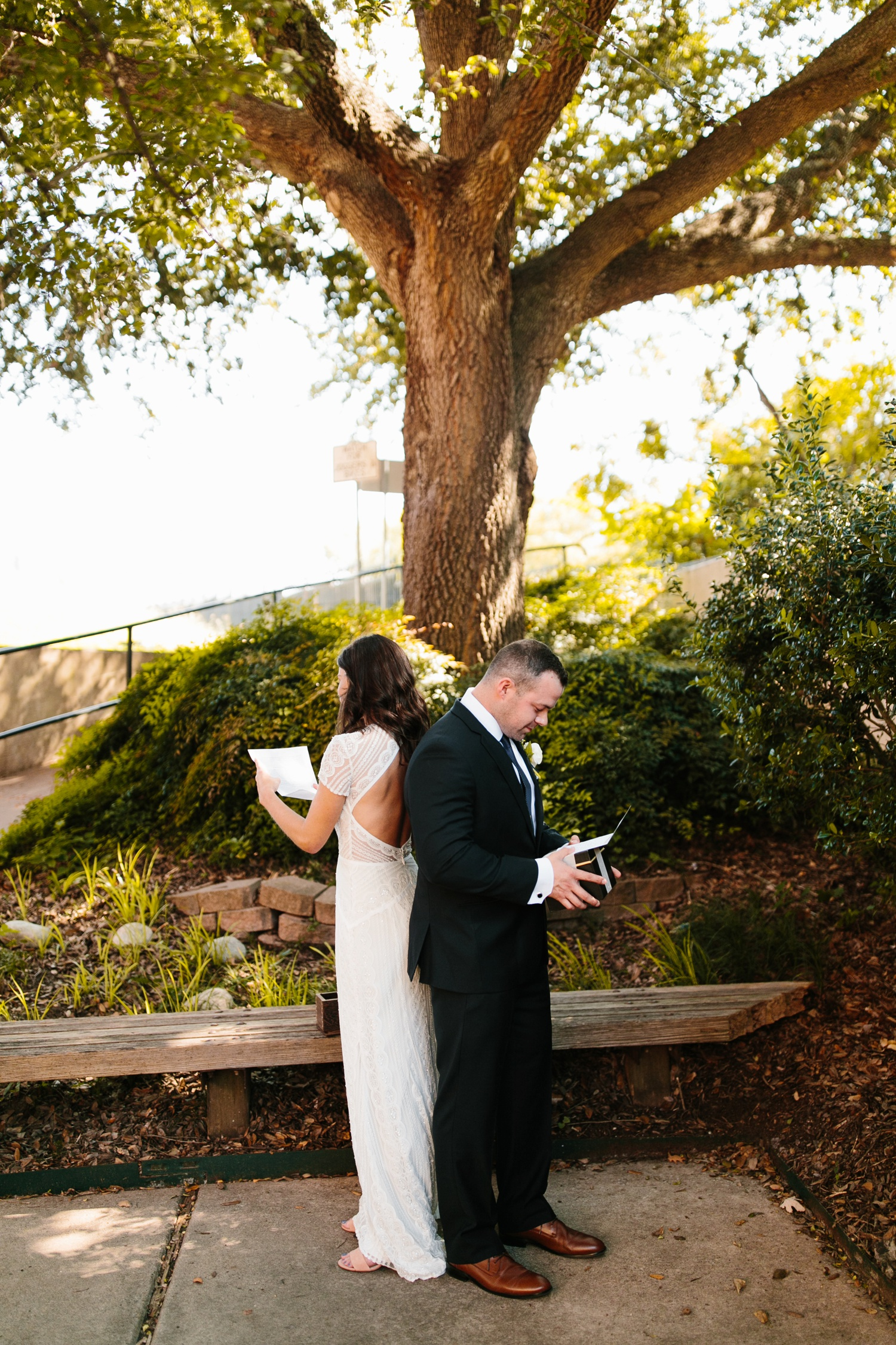 Kadee + Tyler | a raw, emotional wedding at the Filter Building on White Rock Lake in Dallas, TX by North Texas Wedding Photographer, Rachel Meagan Photography 044