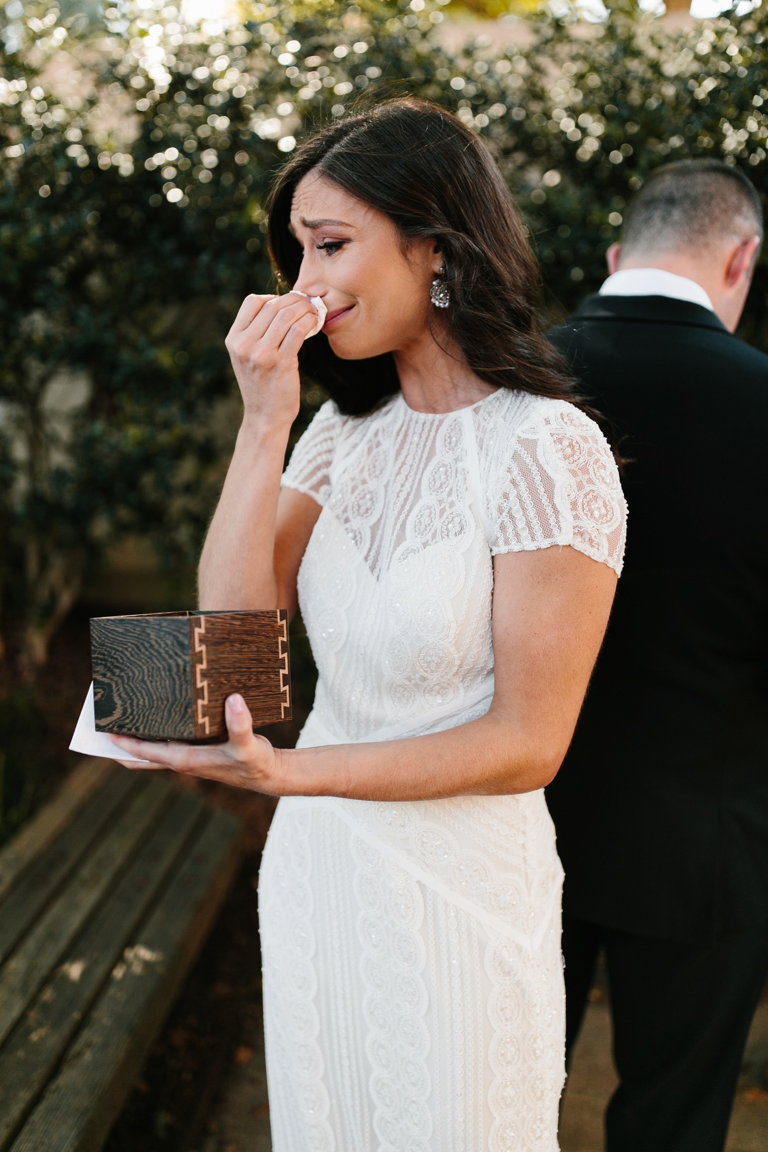 Kadee + Tyler | a raw, emotional wedding at the Filter Building on White Rock Lake in Dallas, TX by North Texas Wedding Photographer, Rachel Meagan Photography 050