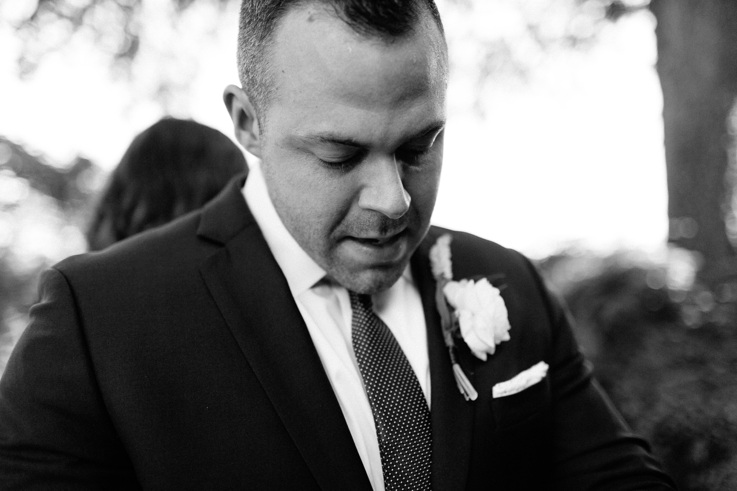Kadee + Tyler | a raw, emotional wedding at the Filter Building on White Rock Lake in Dallas, TX by North Texas Wedding Photographer, Rachel Meagan Photography 053
