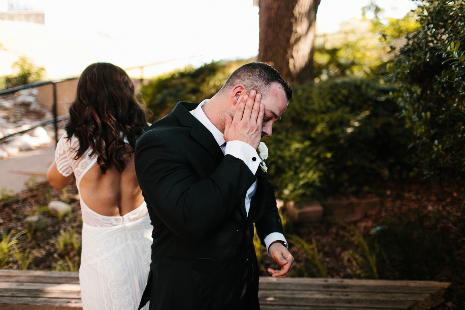 Kadee + Tyler | a raw, emotional wedding at the Filter Building on White Rock Lake in Dallas, TX by North Texas Wedding Photographer, Rachel Meagan Photography 054