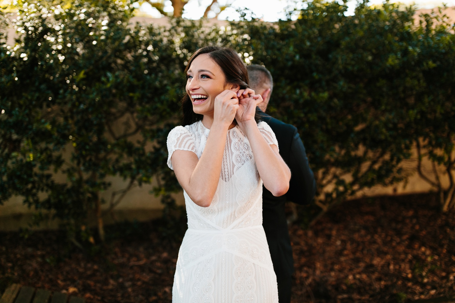 Kadee + Tyler | a raw, emotional wedding at the Filter Building on White Rock Lake in Dallas, TX by North Texas Wedding Photographer, Rachel Meagan Photography 055