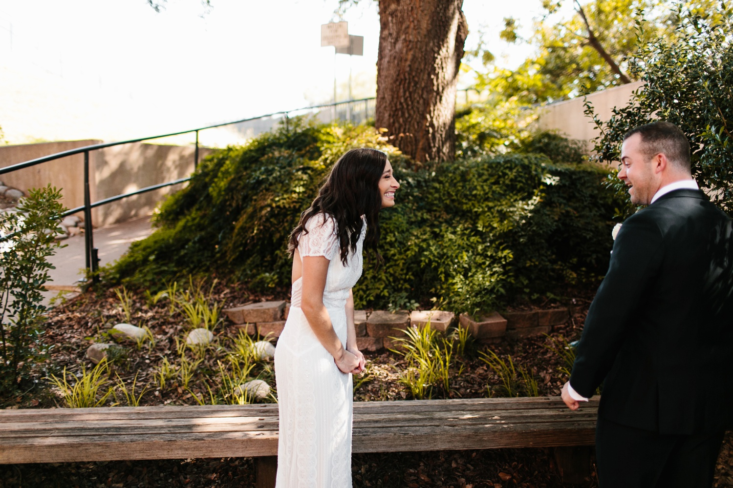Kadee + Tyler | a raw, emotional wedding at the Filter Building on White Rock Lake in Dallas, TX by North Texas Wedding Photographer, Rachel Meagan Photography 057