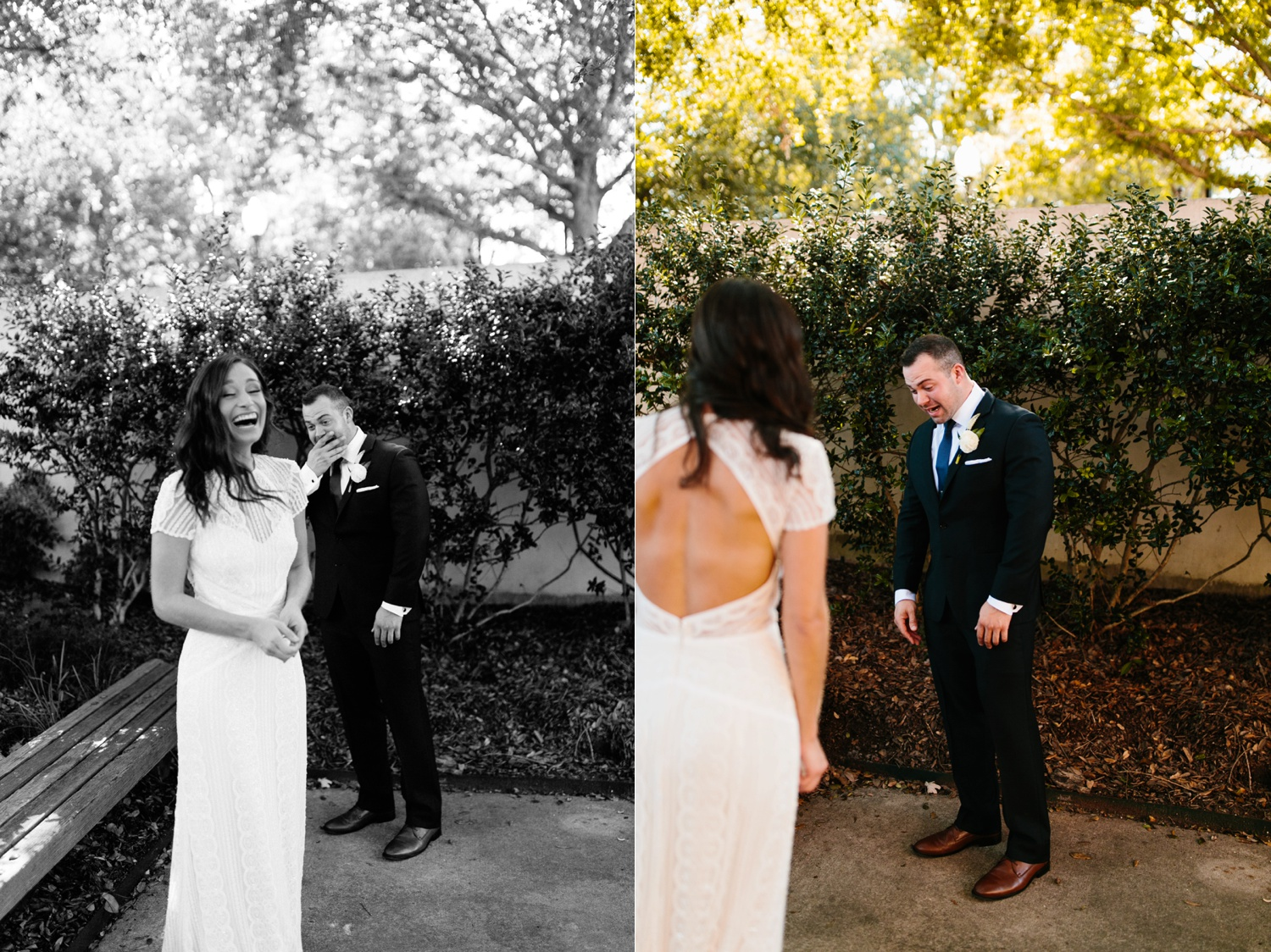 Kadee + Tyler | a raw, emotional wedding at the Filter Building on White Rock Lake in Dallas, TX by North Texas Wedding Photographer, Rachel Meagan Photography 066