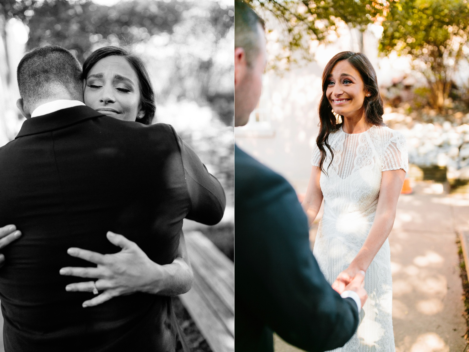 Kadee + Tyler | a raw, emotional wedding at the Filter Building on White Rock Lake in Dallas, TX by North Texas Wedding Photographer, Rachel Meagan Photography 068