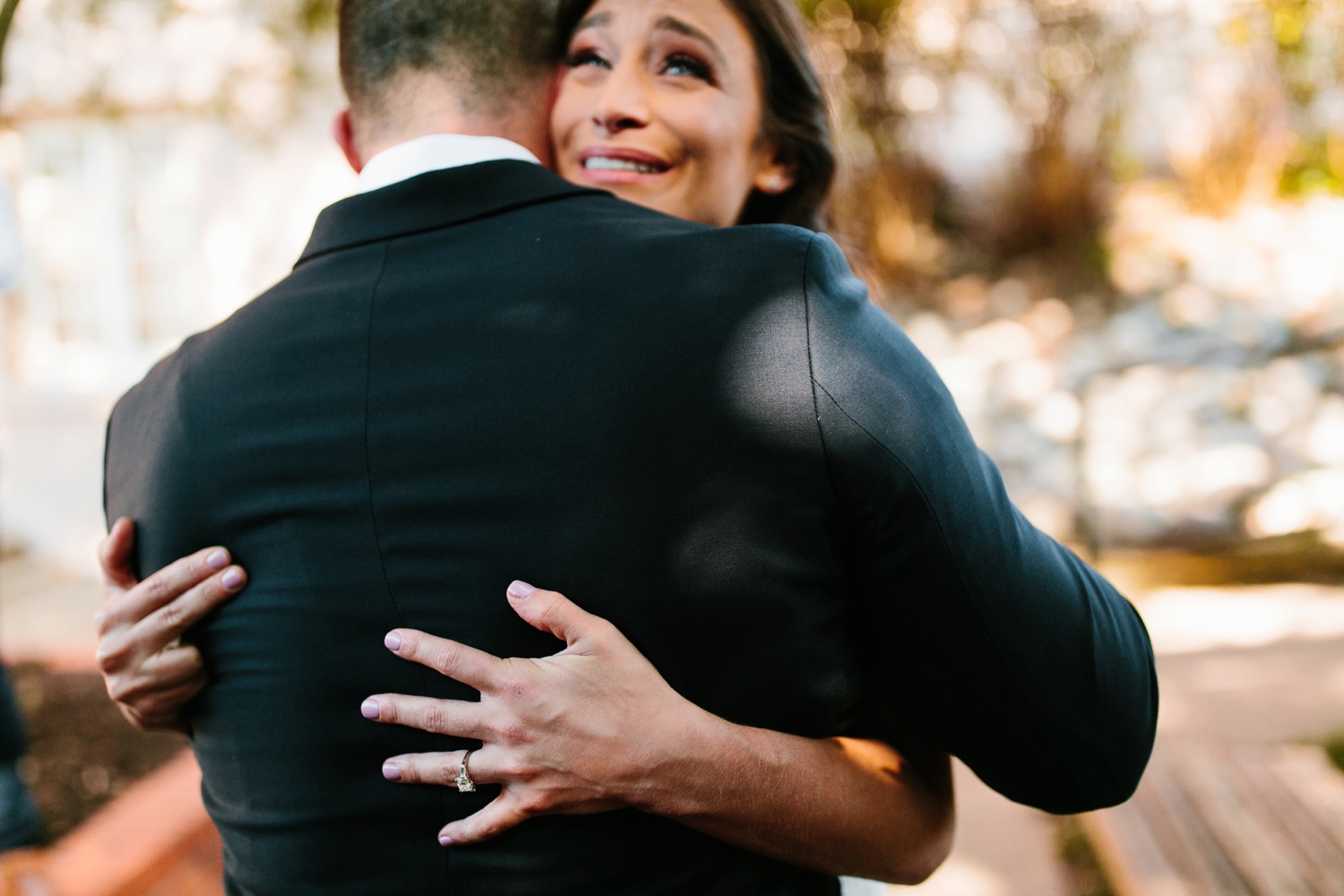Kadee + Tyler | a raw, emotional wedding at the Filter Building on White Rock Lake in Dallas, TX by North Texas Wedding Photographer, Rachel Meagan Photography 069
