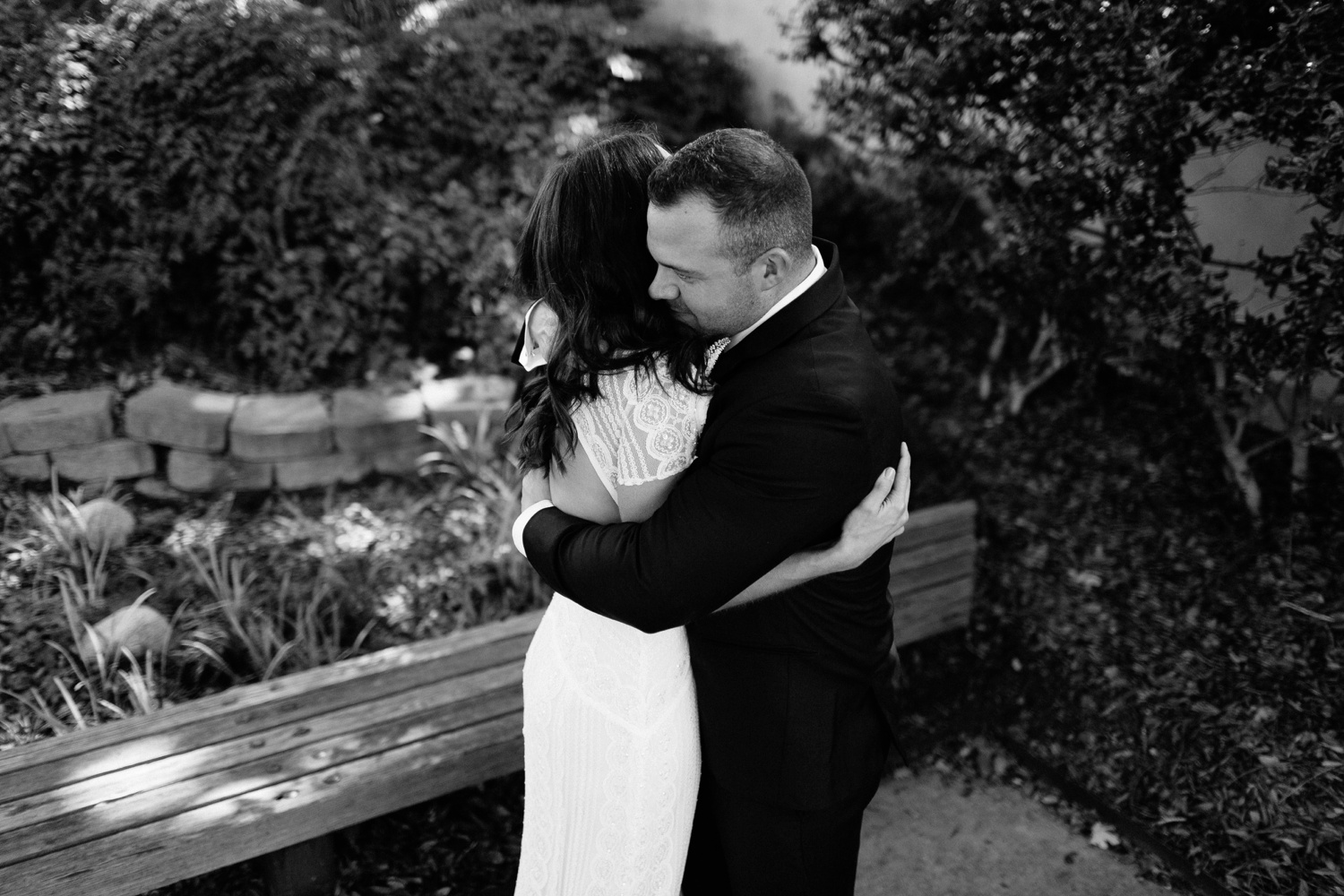 Kadee + Tyler | a raw, emotional wedding at the Filter Building on White Rock Lake in Dallas, TX by North Texas Wedding Photographer, Rachel Meagan Photography 073