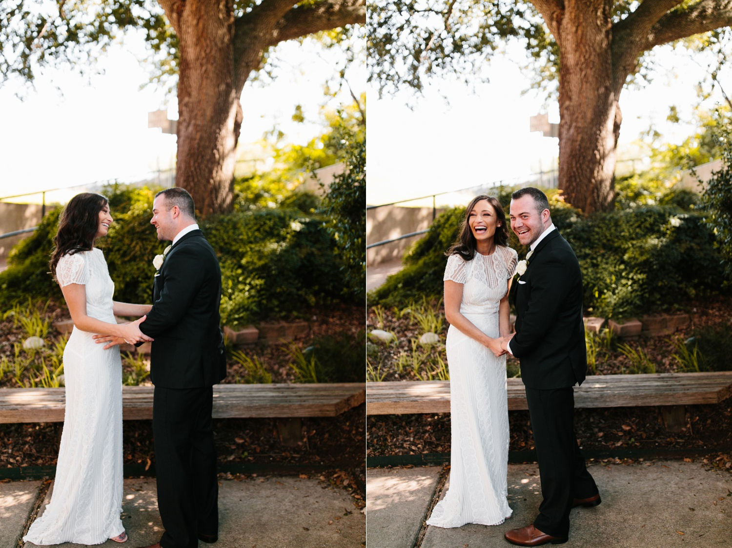 Kadee + Tyler | a raw, emotional wedding at the Filter Building on White Rock Lake in Dallas, TX by North Texas Wedding Photographer, Rachel Meagan Photography 074