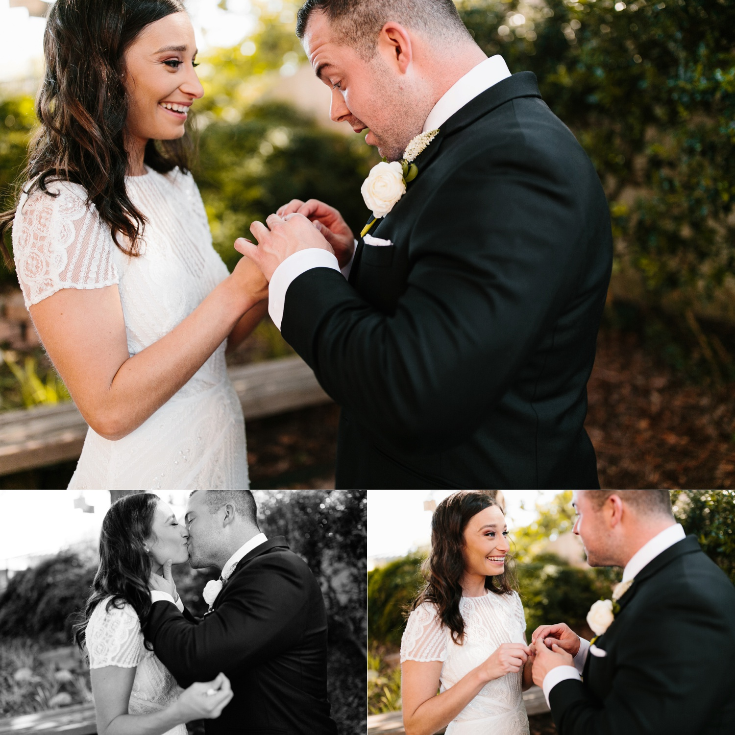 Kadee + Tyler | a raw, emotional wedding at the Filter Building on White Rock Lake in Dallas, TX by North Texas Wedding Photographer, Rachel Meagan Photography 077