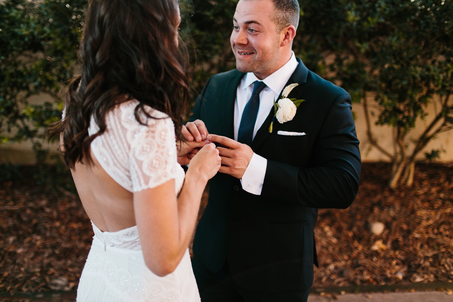 Kadee + Tyler | a raw, emotional wedding at the Filter Building on White Rock Lake in Dallas, TX by North Texas Wedding Photographer, Rachel Meagan Photography 078