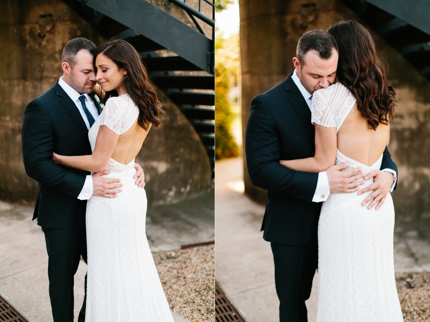 Kadee + Tyler | a raw, emotional wedding at the Filter Building on White Rock Lake in Dallas, TX by North Texas Wedding Photographer, Rachel Meagan Photography 086