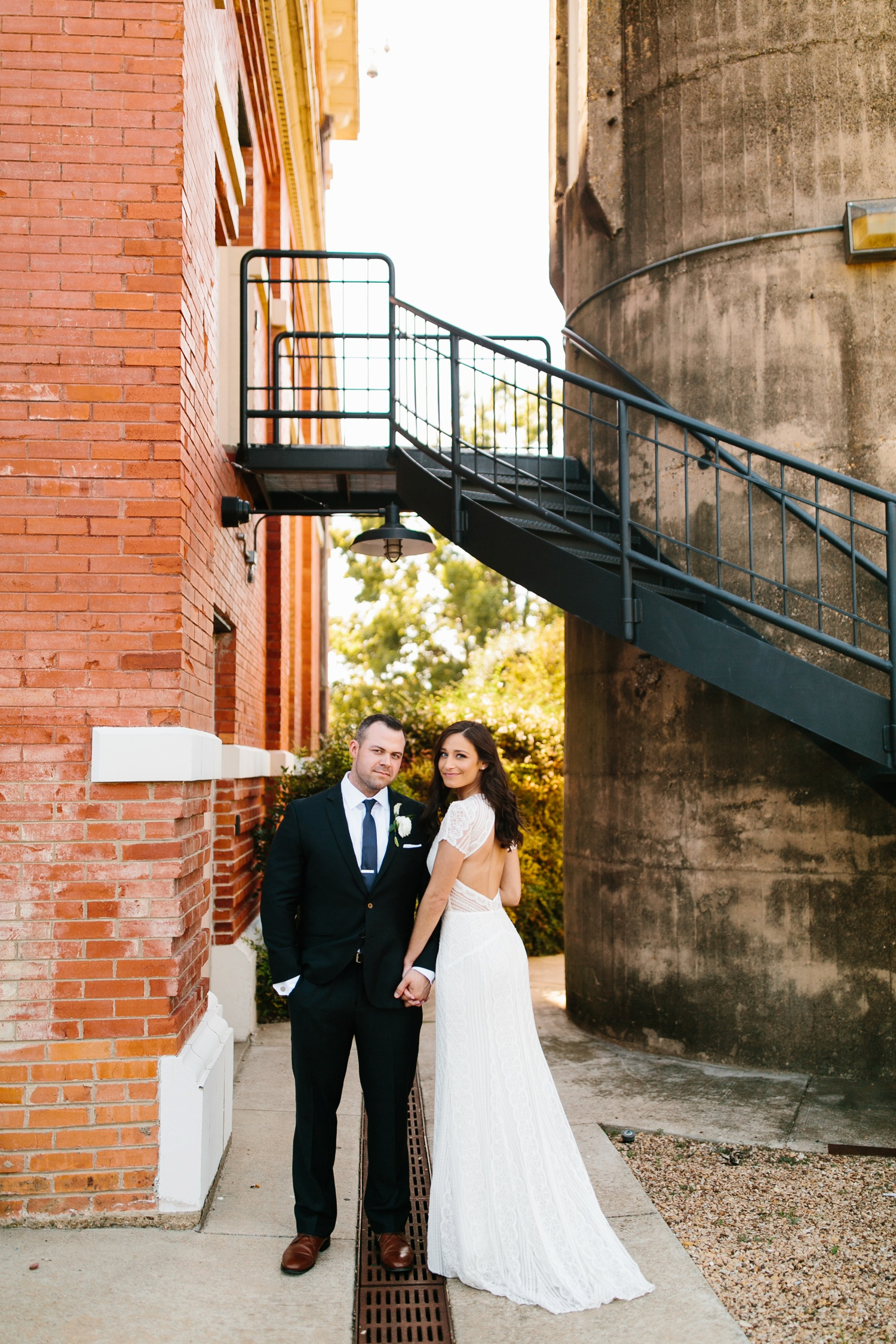 Kadee + Tyler | a raw, emotional wedding at the Filter Building on White Rock Lake in Dallas, TX by North Texas Wedding Photographer, Rachel Meagan Photography 087
