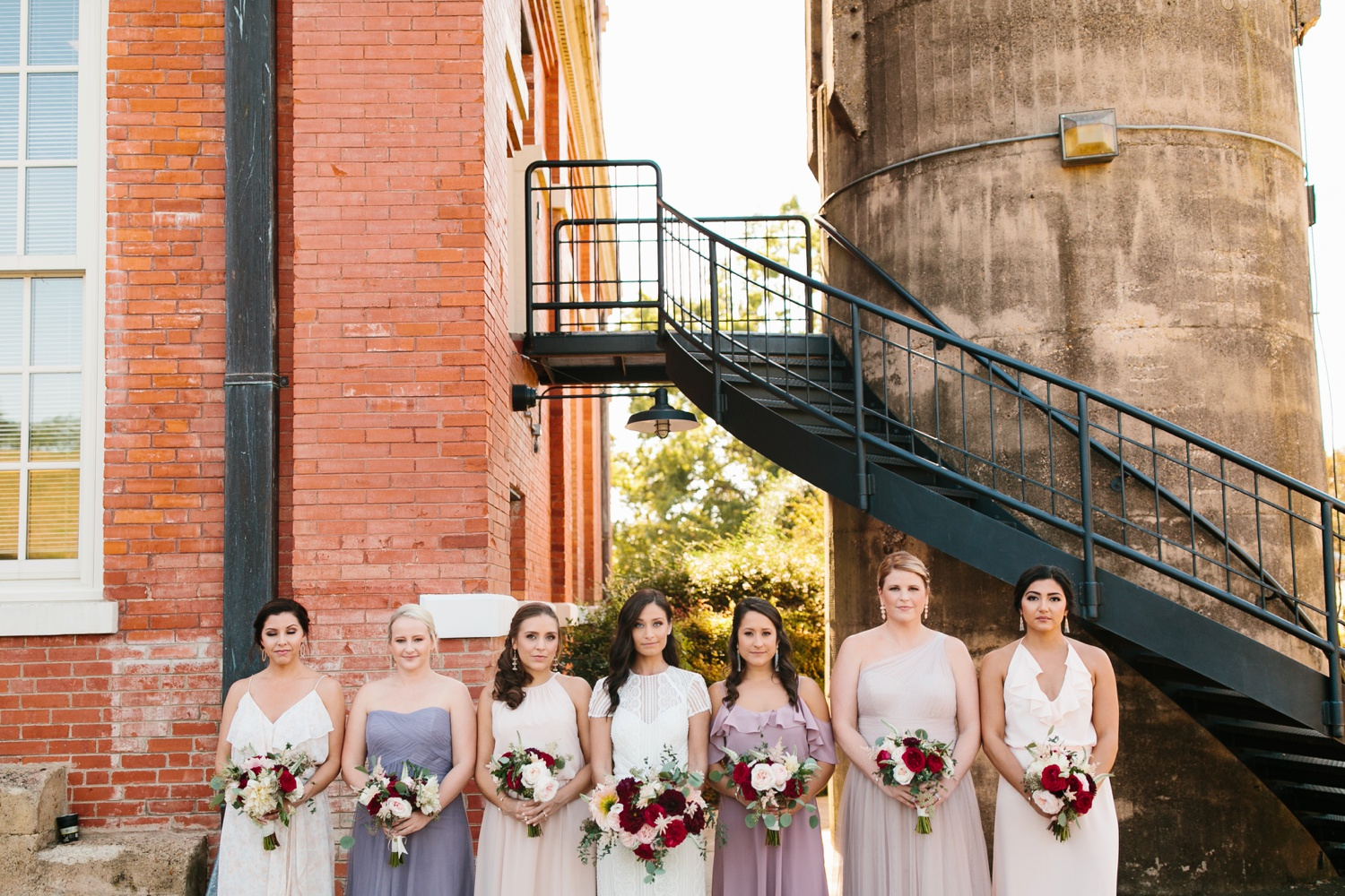 Kadee + Tyler | a raw, emotional wedding at the Filter Building on White Rock Lake in Dallas, TX by North Texas Wedding Photographer, Rachel Meagan Photography 093
