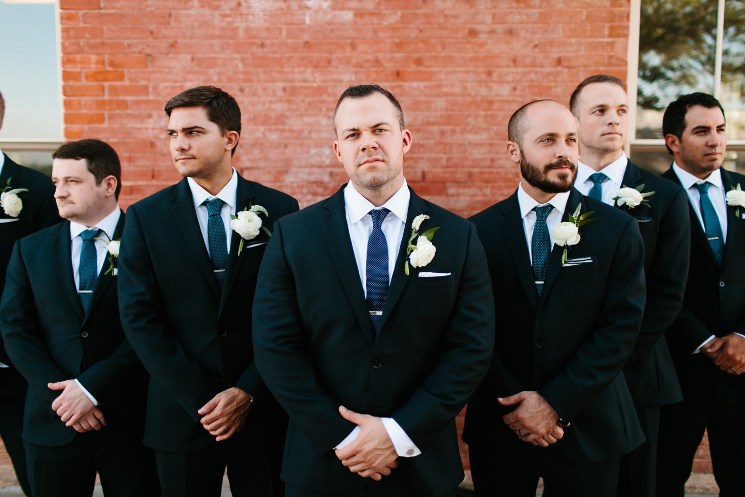 Kadee + Tyler | a raw, emotional wedding at the Filter Building on White Rock Lake in Dallas, TX by North Texas Wedding Photographer, Rachel Meagan Photography 097