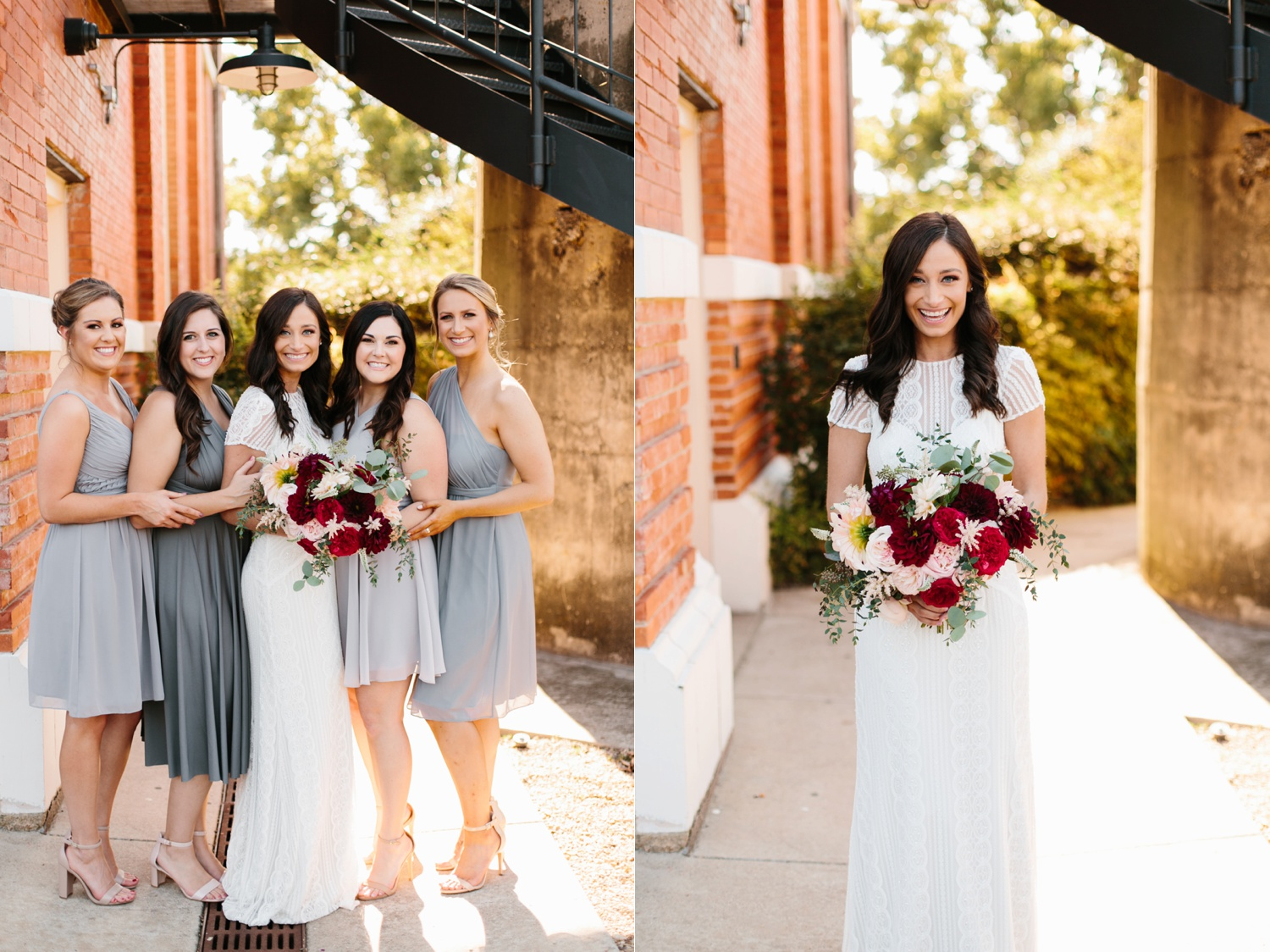 Kadee + Tyler | a raw, emotional wedding at the Filter Building on White Rock Lake in Dallas, TX by North Texas Wedding Photographer, Rachel Meagan Photography 099