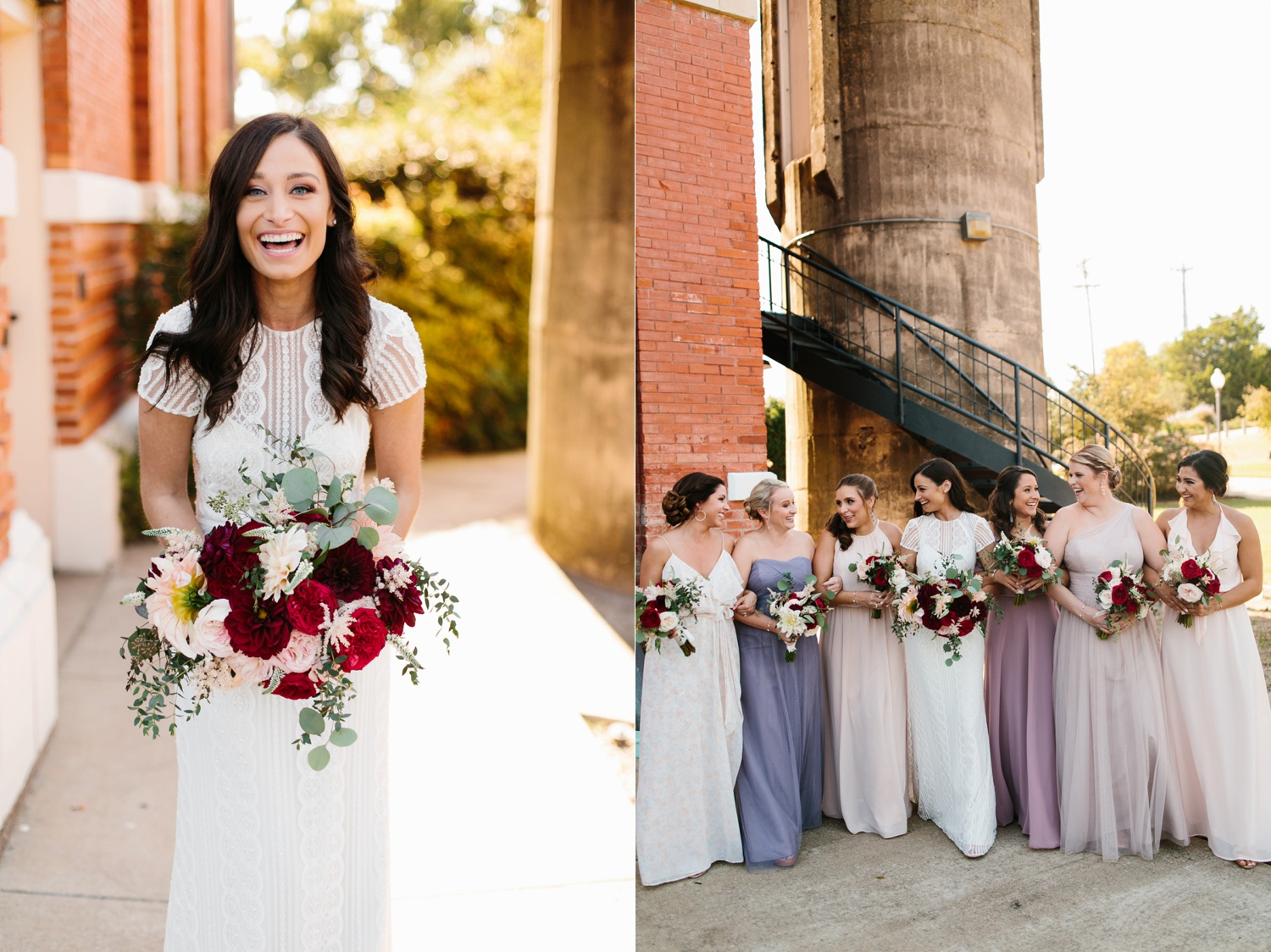 Kadee + Tyler | a raw, emotional wedding at the Filter Building on White Rock Lake in Dallas, TX by North Texas Wedding Photographer, Rachel Meagan Photography 101