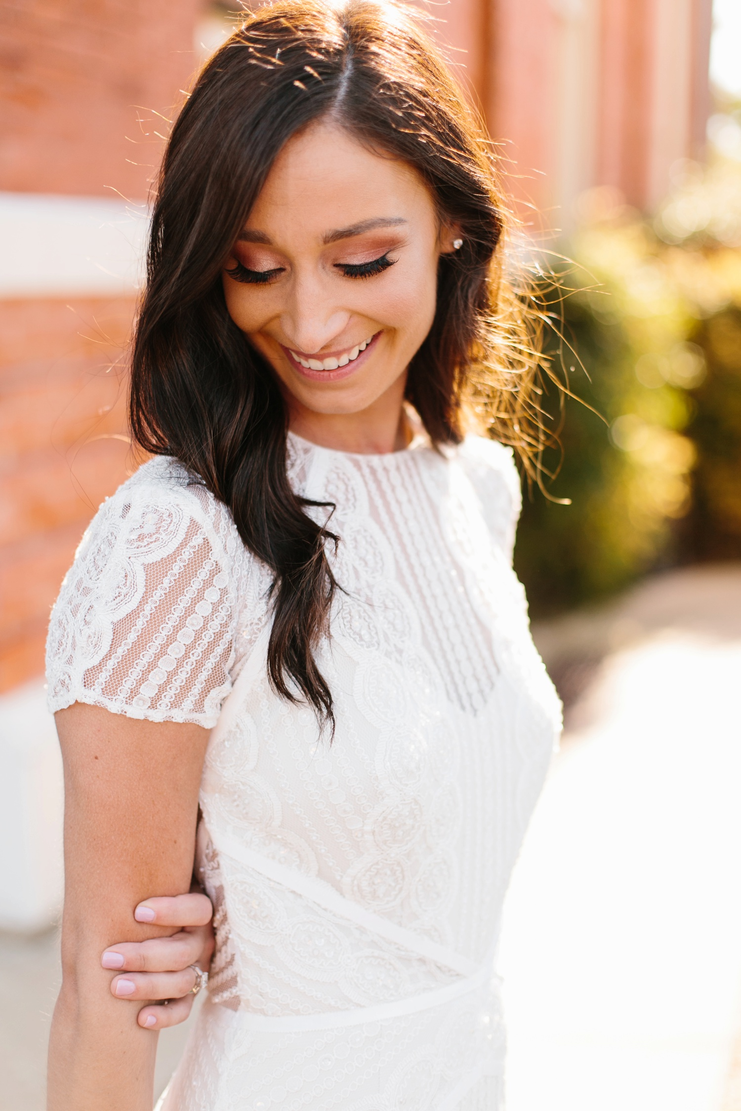 Kadee + Tyler | a raw, emotional wedding at the Filter Building on White Rock Lake in Dallas, TX by North Texas Wedding Photographer, Rachel Meagan Photography 106