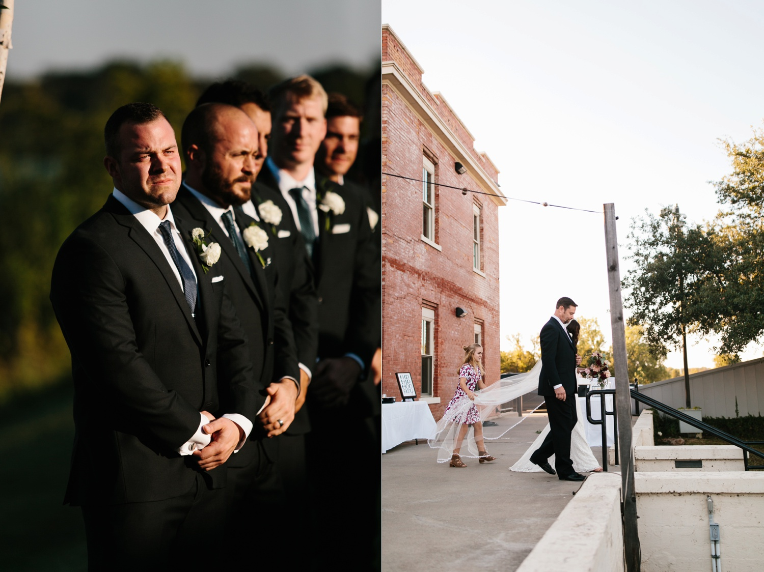 Kadee + Tyler | a raw, emotional wedding at the Filter Building on White Rock Lake in Dallas, TX by North Texas Wedding Photographer, Rachel Meagan Photography 119