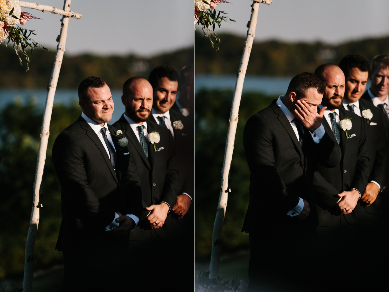 Kadee + Tyler | a raw, emotional wedding at the Filter Building on White Rock Lake in Dallas, TX by North Texas Wedding Photographer, Rachel Meagan Photography 123