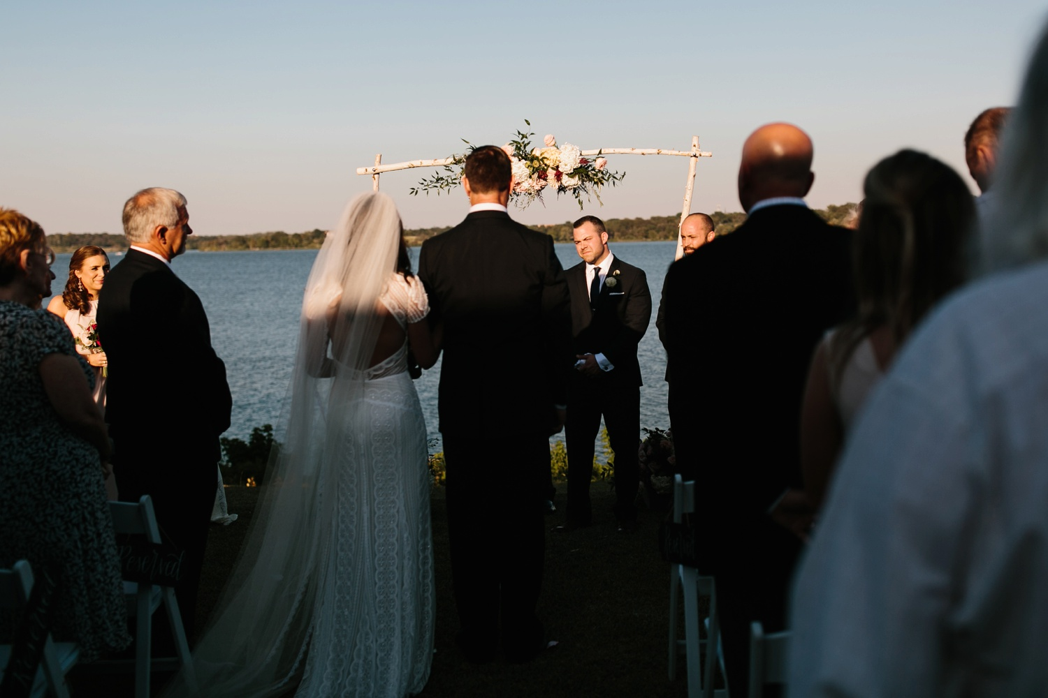 Kadee + Tyler | a raw, emotional wedding at the Filter Building on White Rock Lake in Dallas, TX by North Texas Wedding Photographer, Rachel Meagan Photography 124