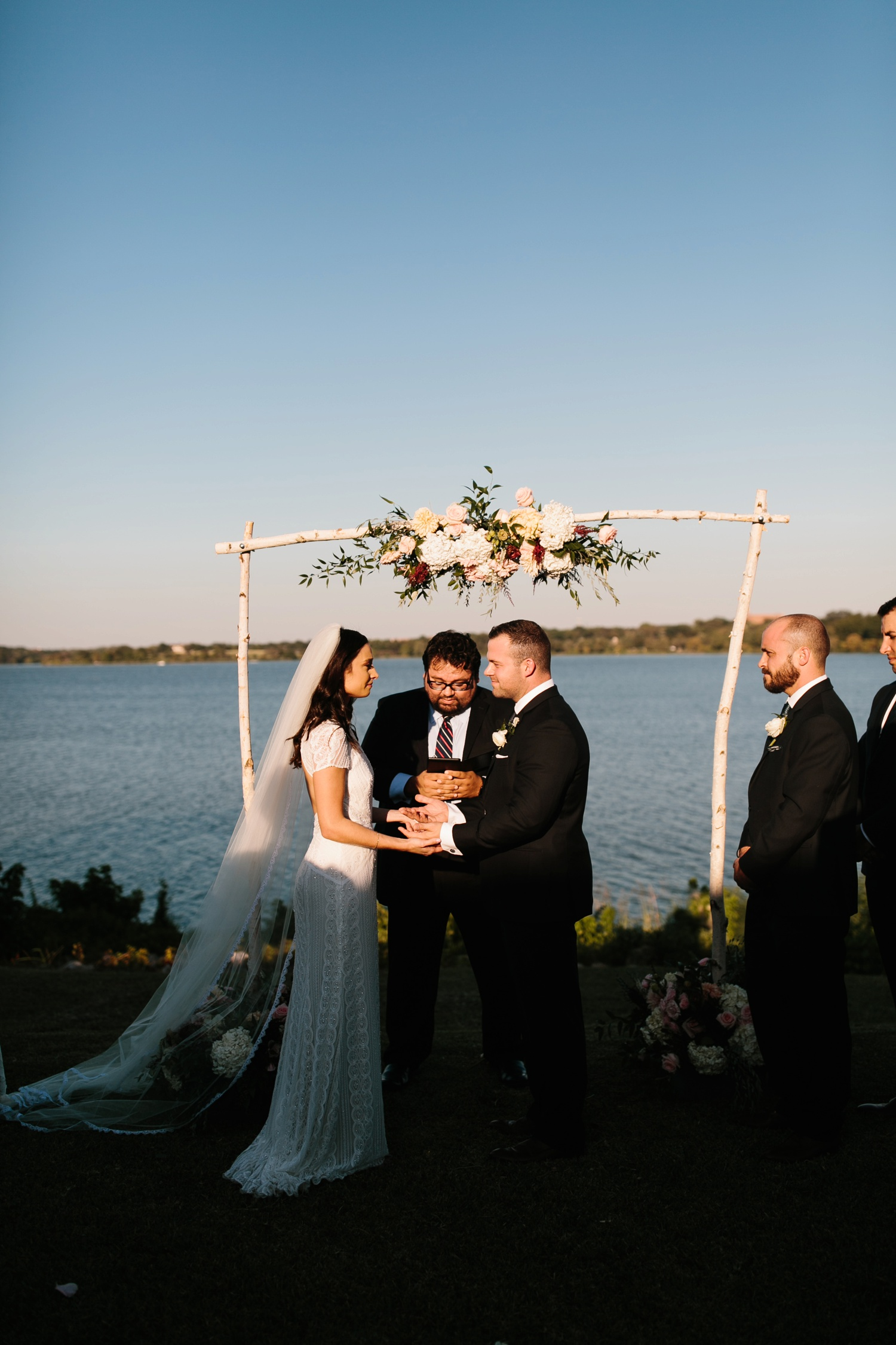 Kadee + Tyler | a raw, emotional wedding at the Filter Building on White Rock Lake in Dallas, TX by North Texas Wedding Photographer, Rachel Meagan Photography 132