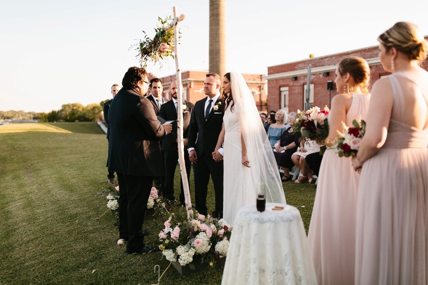 Kadee + Tyler | a raw, emotional wedding at the Filter Building on White Rock Lake in Dallas, TX by North Texas Wedding Photographer, Rachel Meagan Photography 135