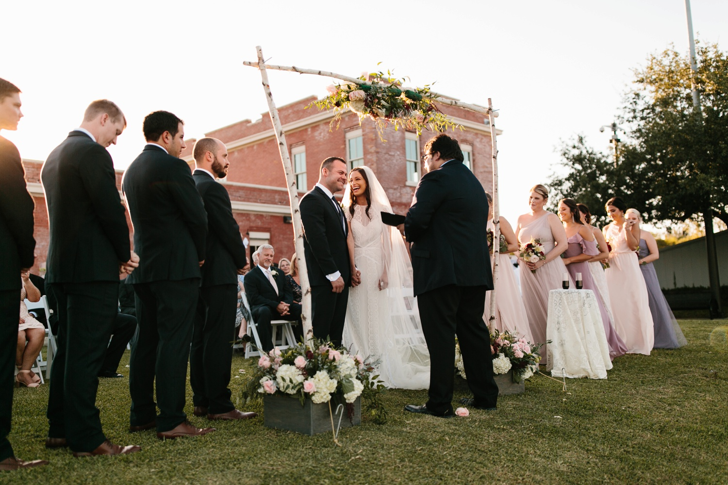 Kadee + Tyler | a raw, emotional wedding at the Filter Building on White Rock Lake in Dallas, TX by North Texas Wedding Photographer, Rachel Meagan Photography 138