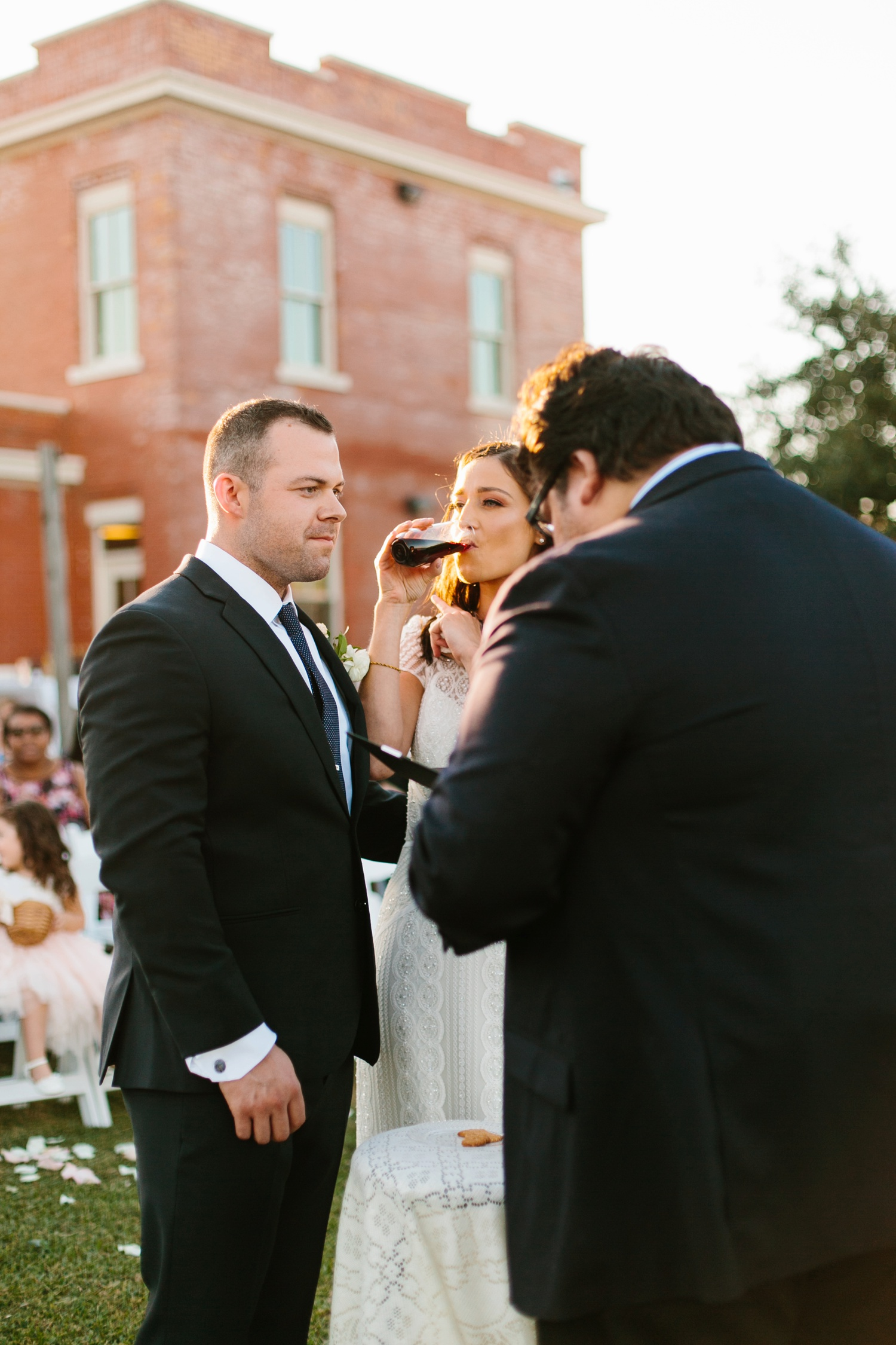 Kadee + Tyler | a raw, emotional wedding at the Filter Building on White Rock Lake in Dallas, TX by North Texas Wedding Photographer, Rachel Meagan Photography 143